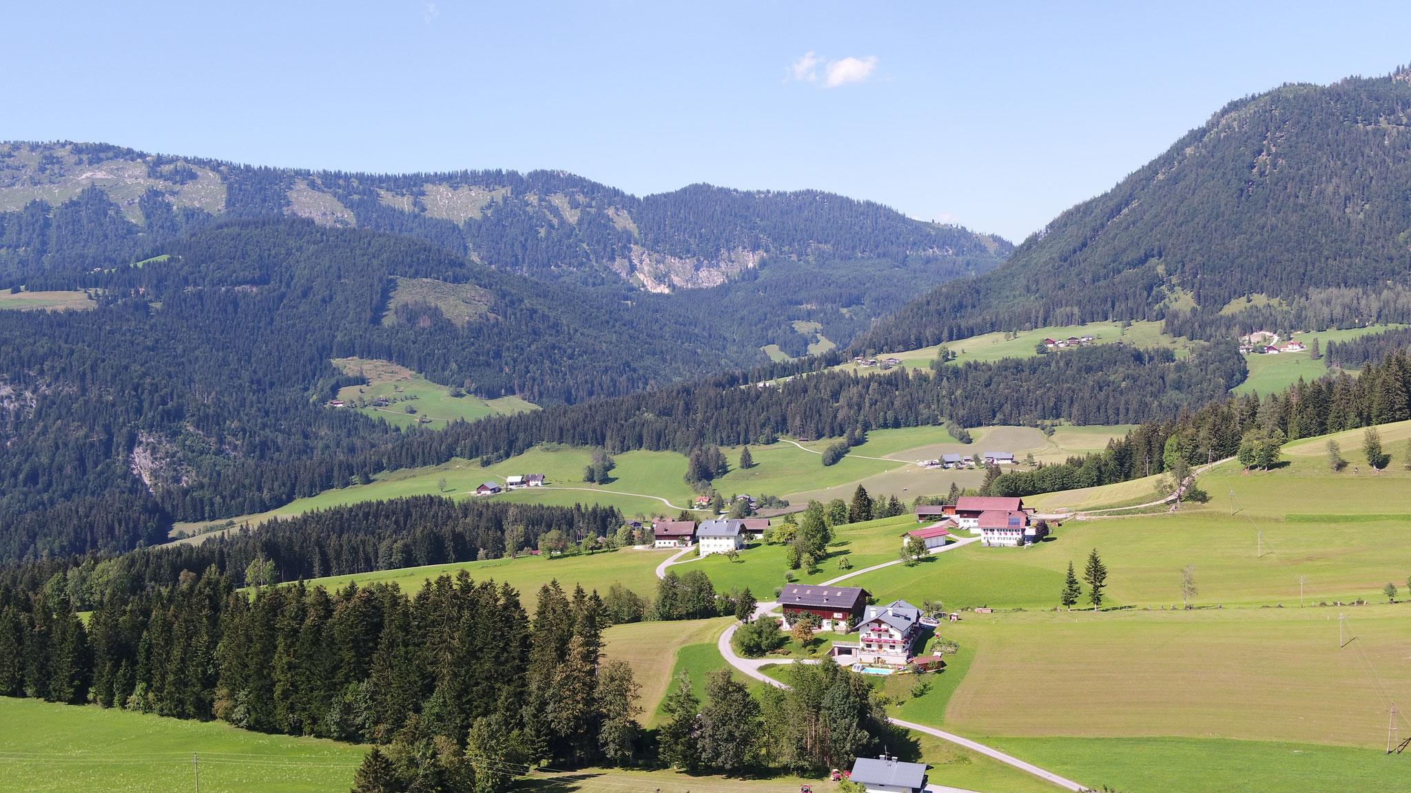 Umgebung Biohof Haus Wieser, Abtenau, Salzburg Land