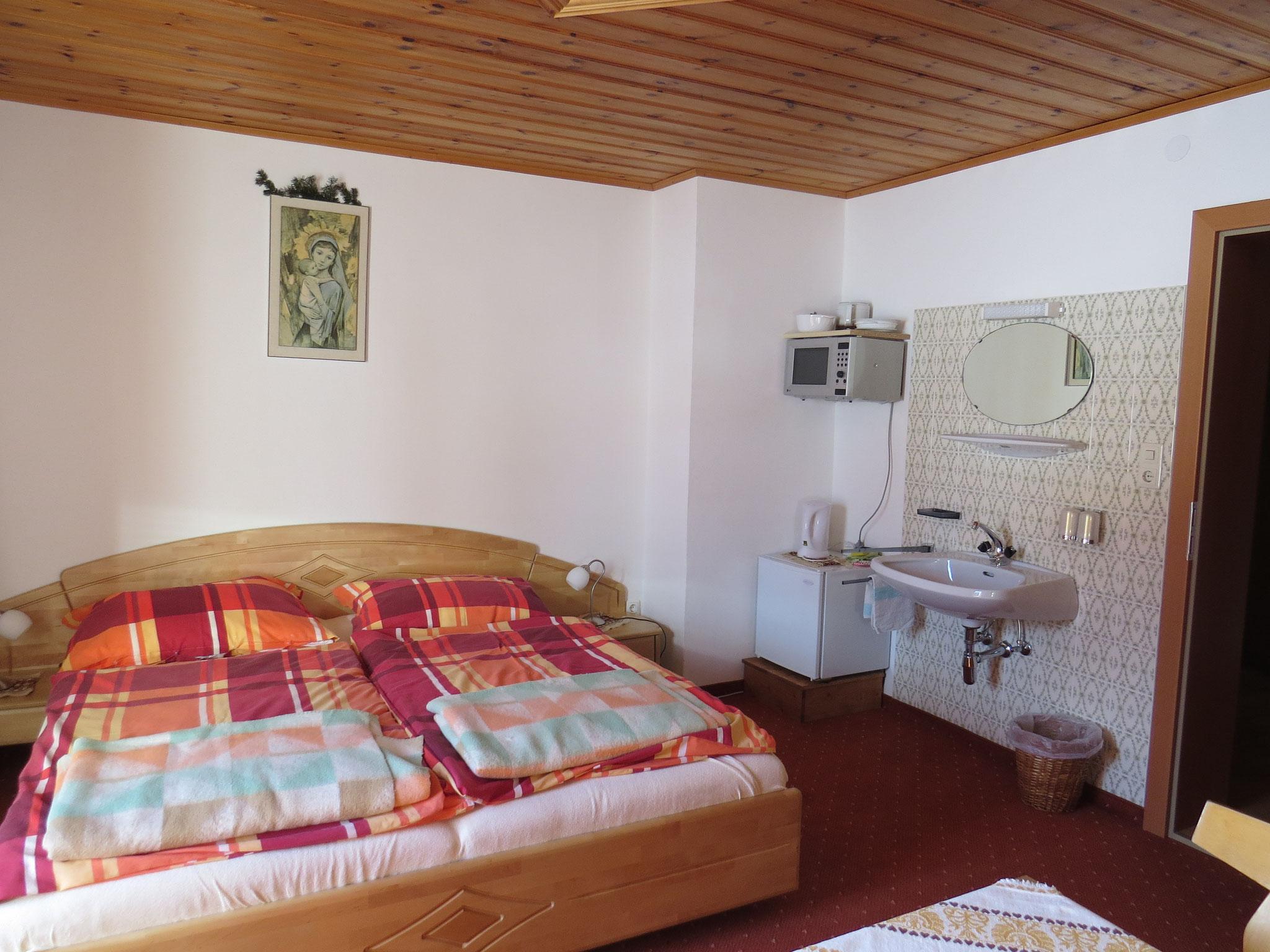 Doppelzimmer, Biohof Haus Wieser, Abtenau, Salzburg Land
