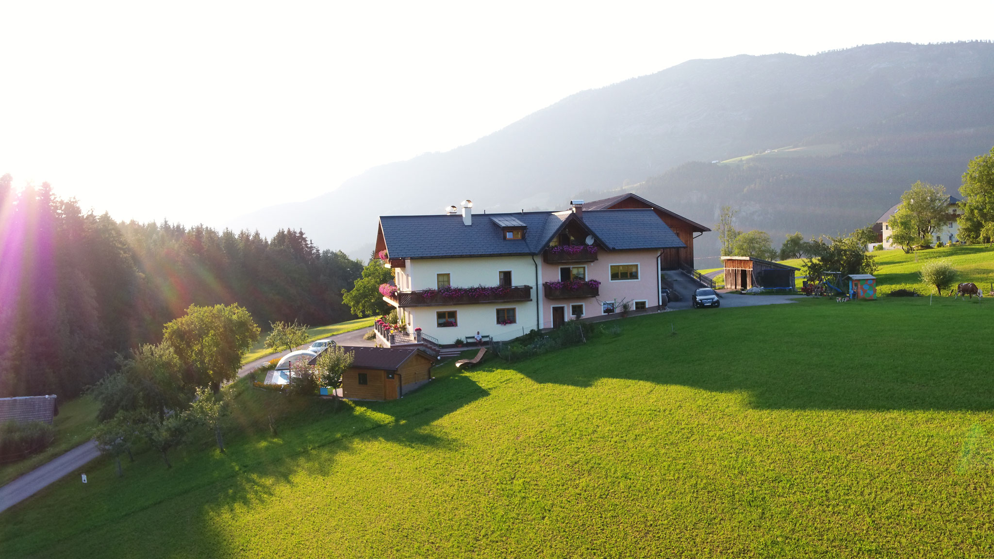 Biohof Haus Wieser, Abtenau, Salzburg Land,