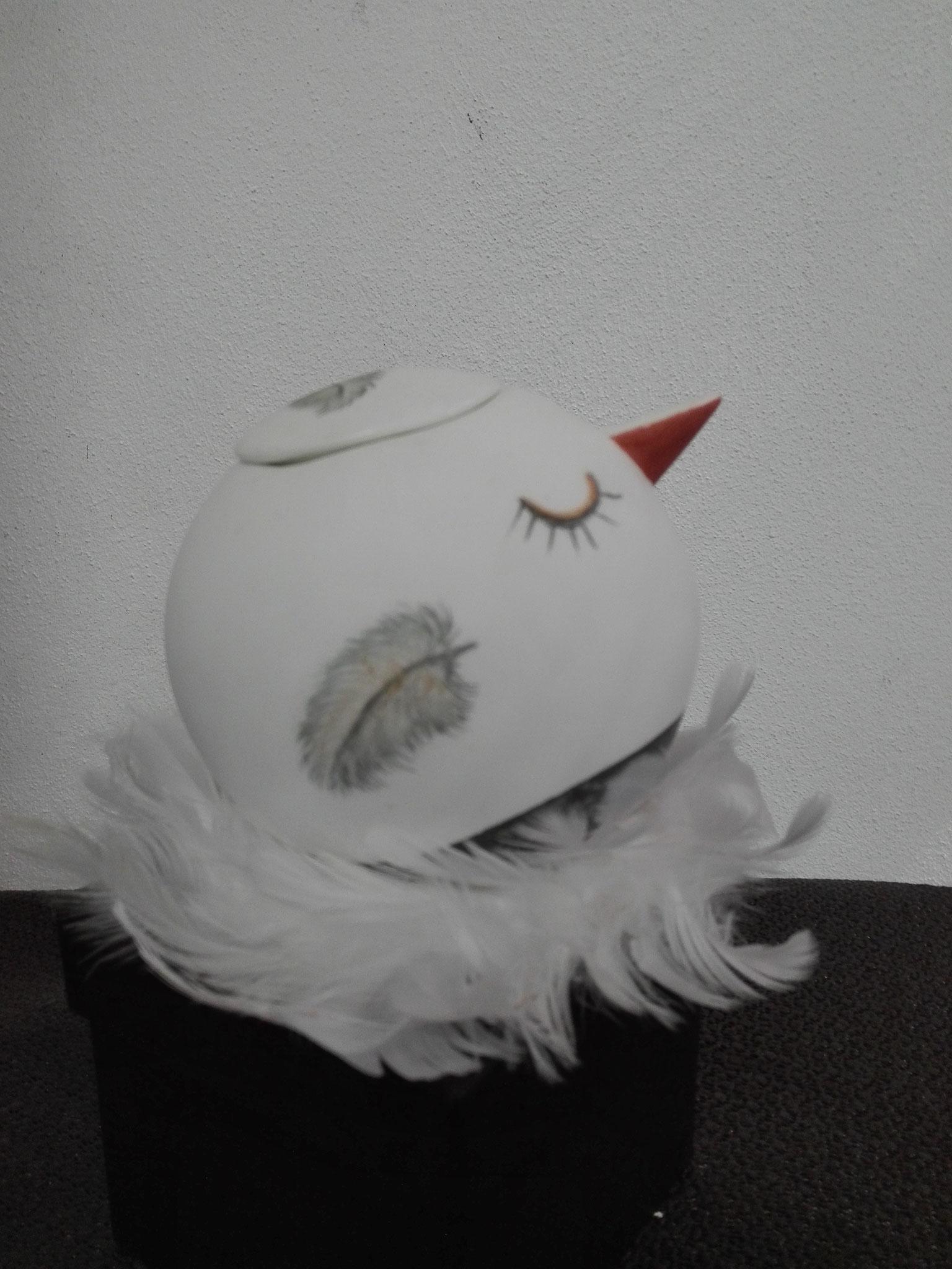 """Kleine Teekanne """"Early Bird"""", aus der Serie """"Perfect Imperfection"""""""