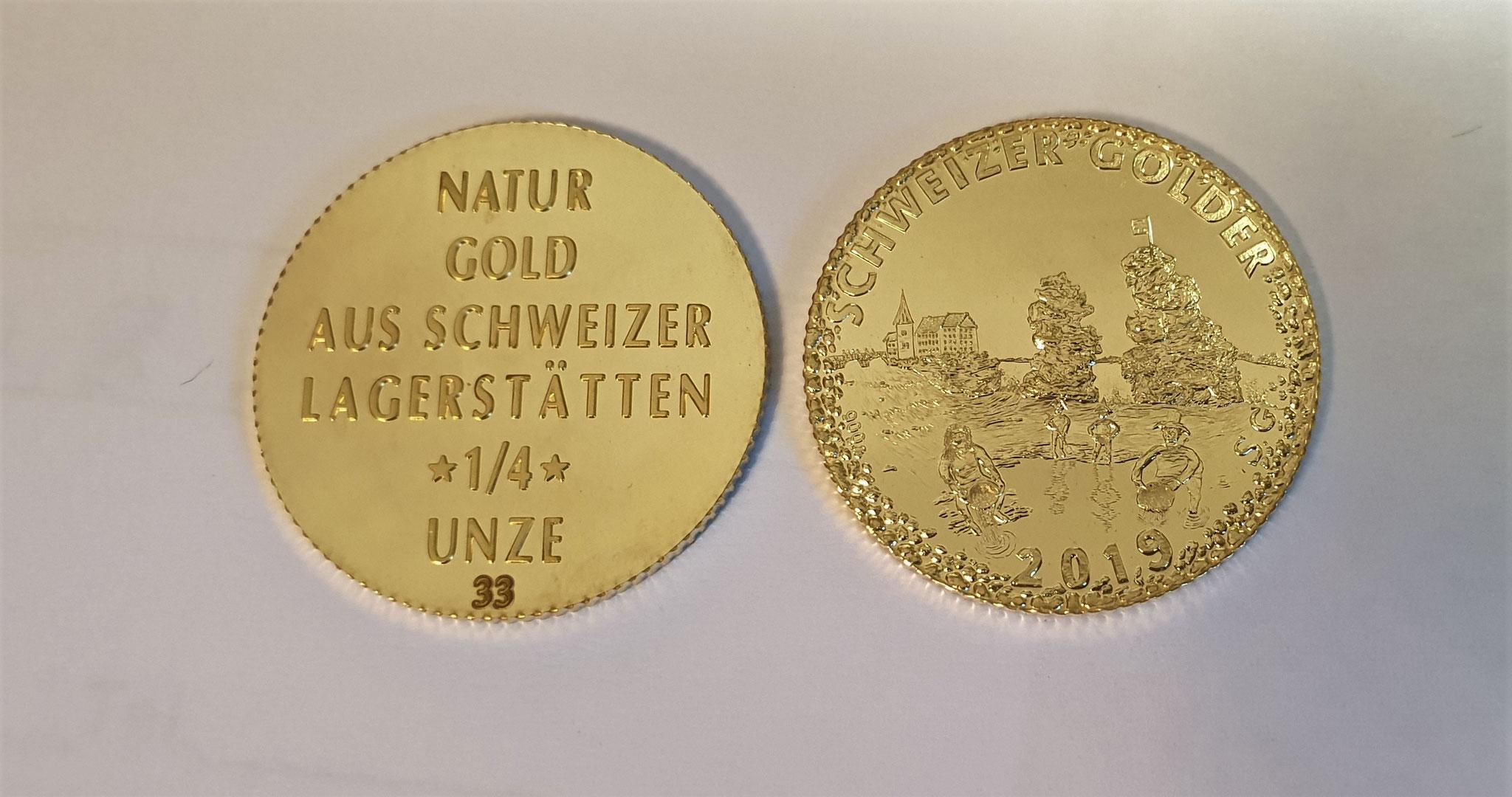 Schweizer Golder 2019