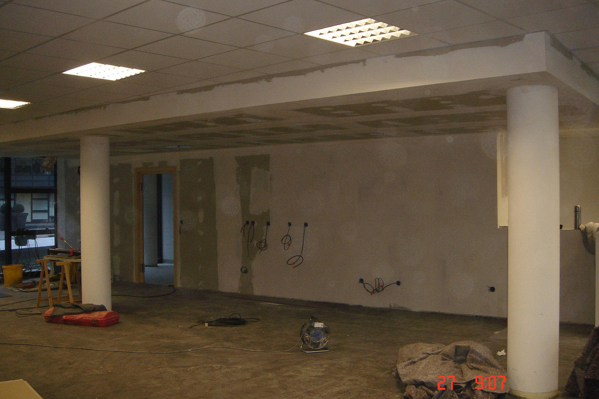 Les cloison séparation des pièces Strasbourg 67 Activ Renovation