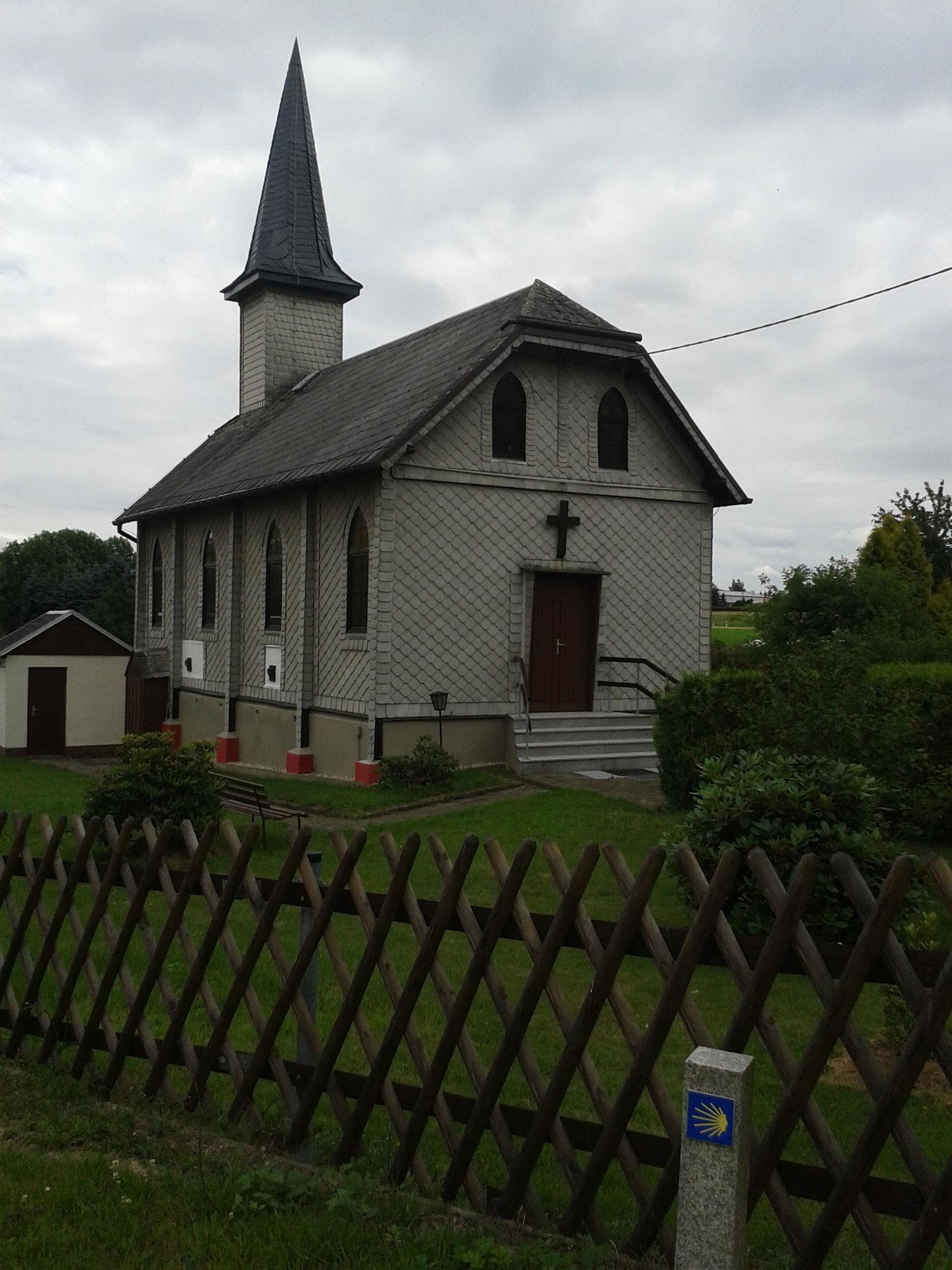 Kirche in Neuwürschnitz