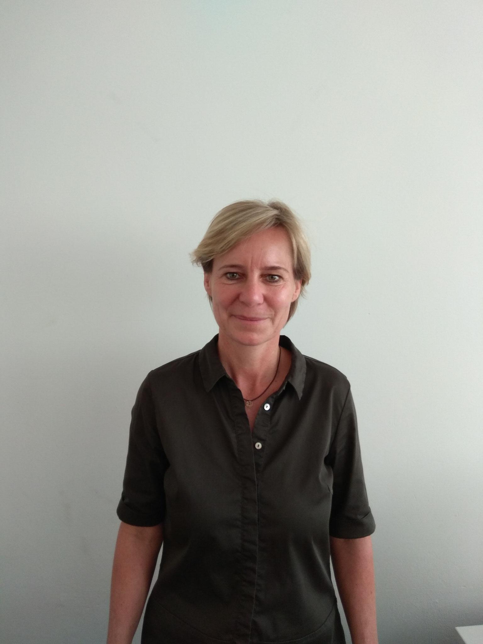 Christine Brummer, Pressesprecherin der AOK Mittelfranken