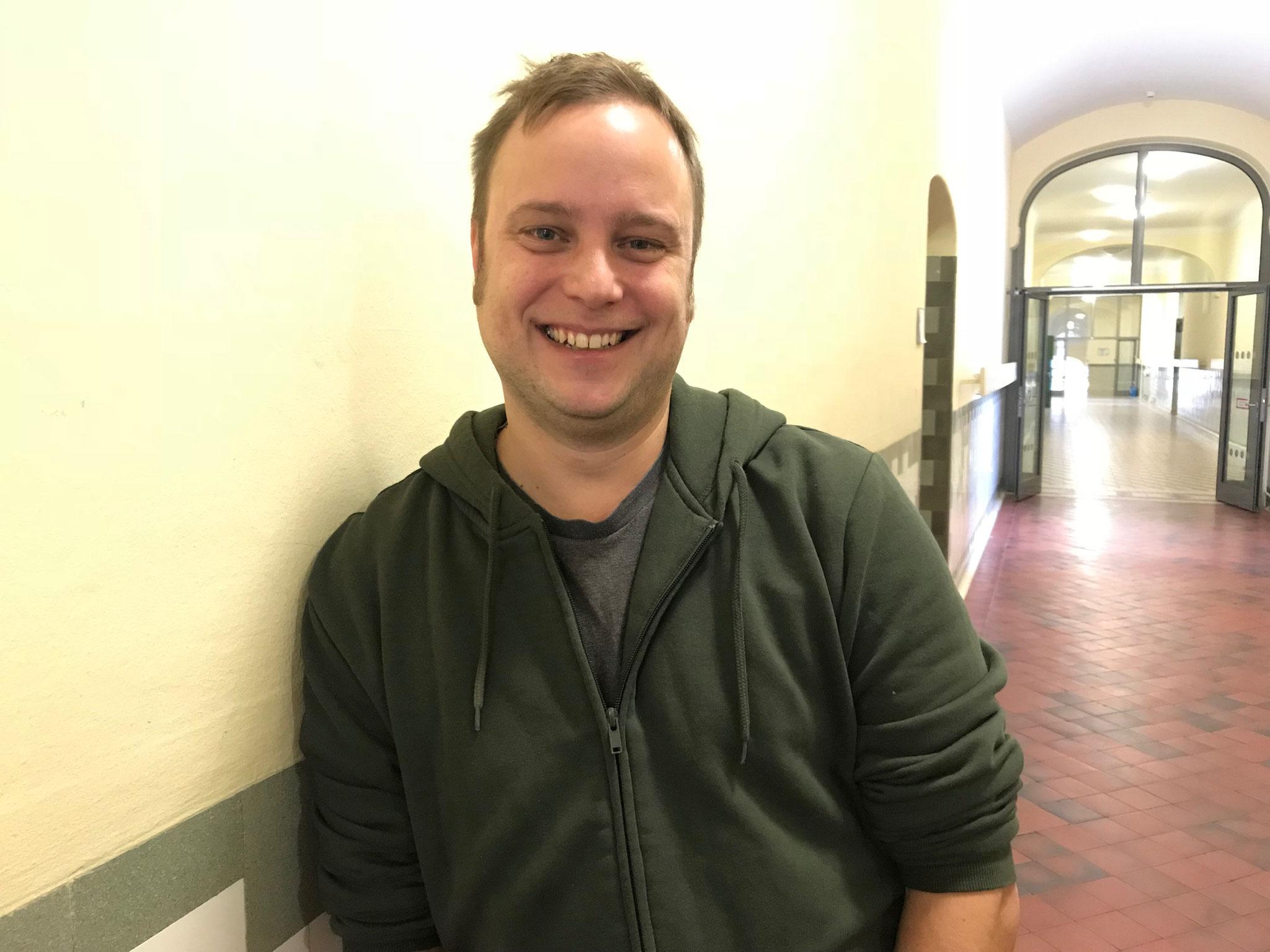 Keine Tütensuppen, kein Soßenpulver: Thomas Grill aus Nürnberg ist Verfechter der ehrlichen Küche.