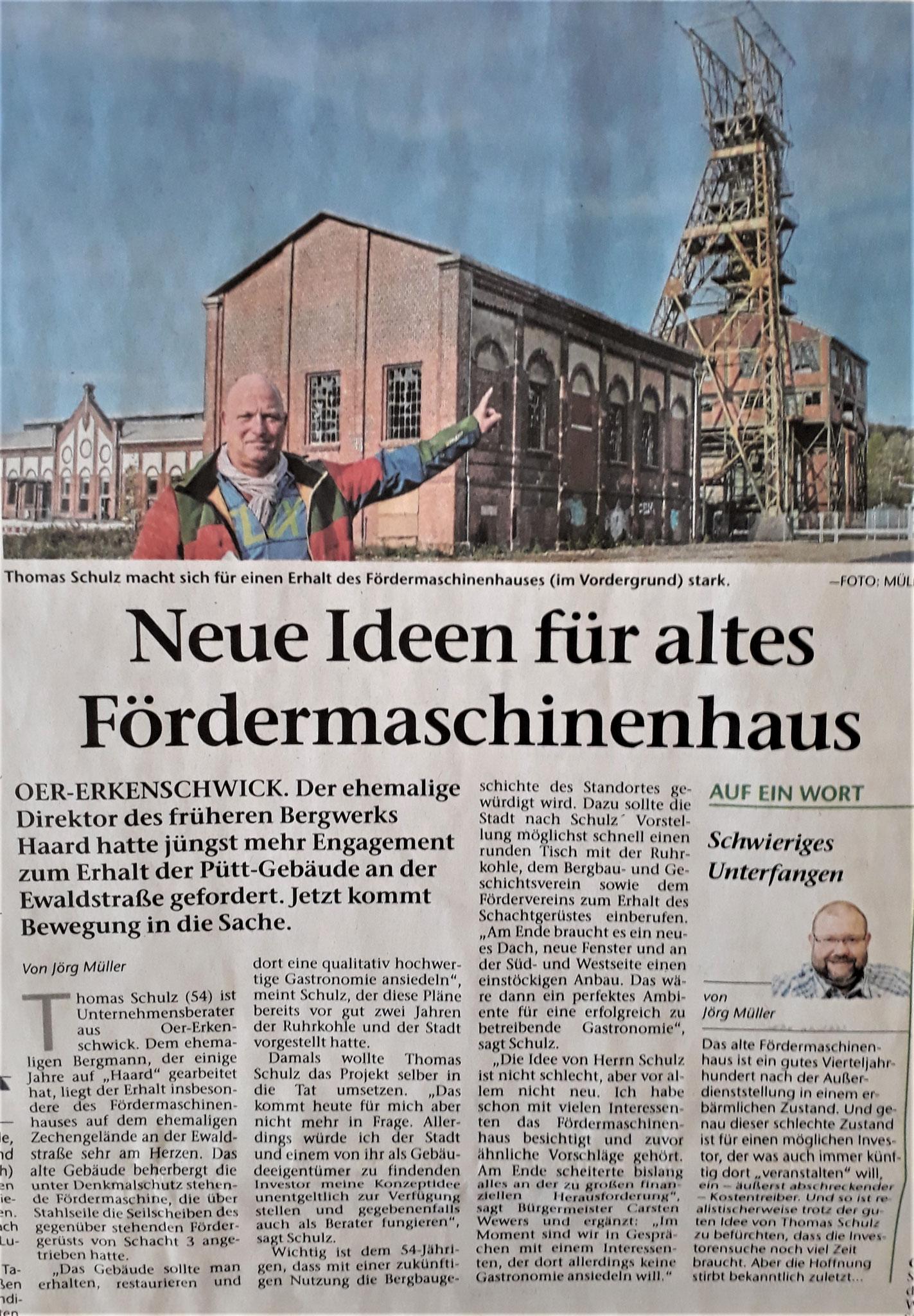 Stimberg Zeitung 11.11.2019