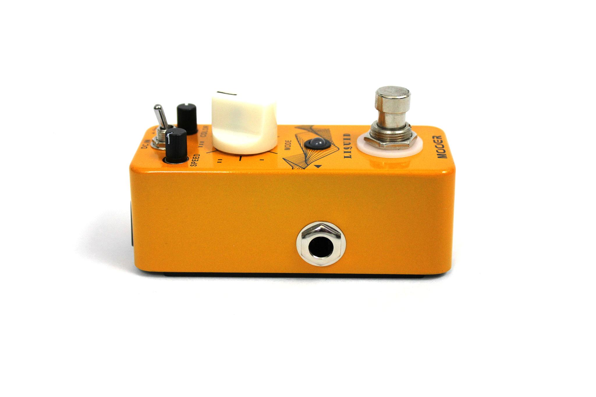 Mooer Liquid Digital Phaser Pedal