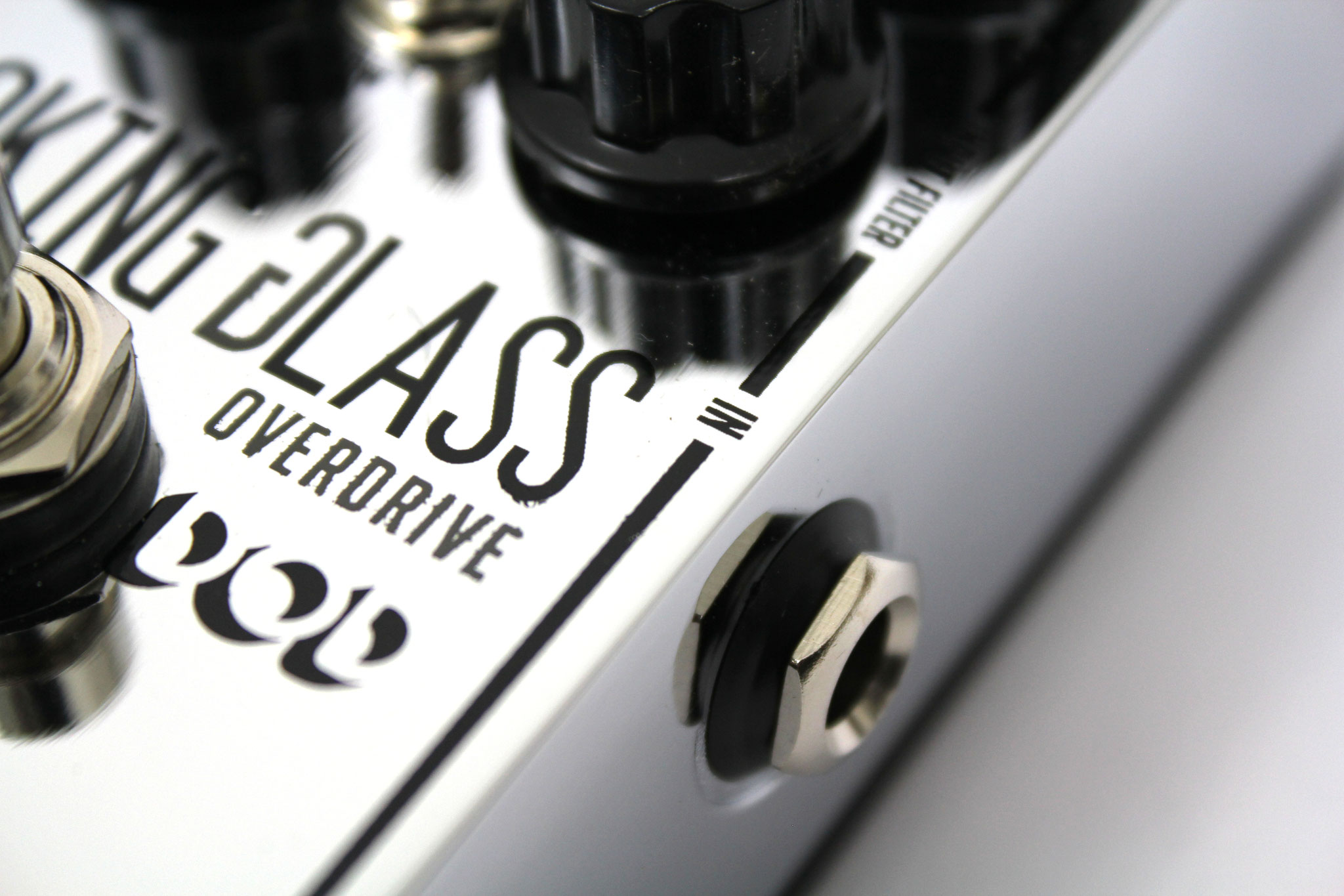 Digitech DOD Looking Glass Overdrive Pedal