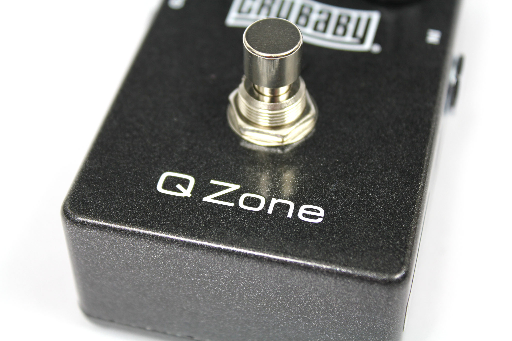 Jim Dunlop Custom Shop Cry Baby® Q Zone Fixed Wah CSP030