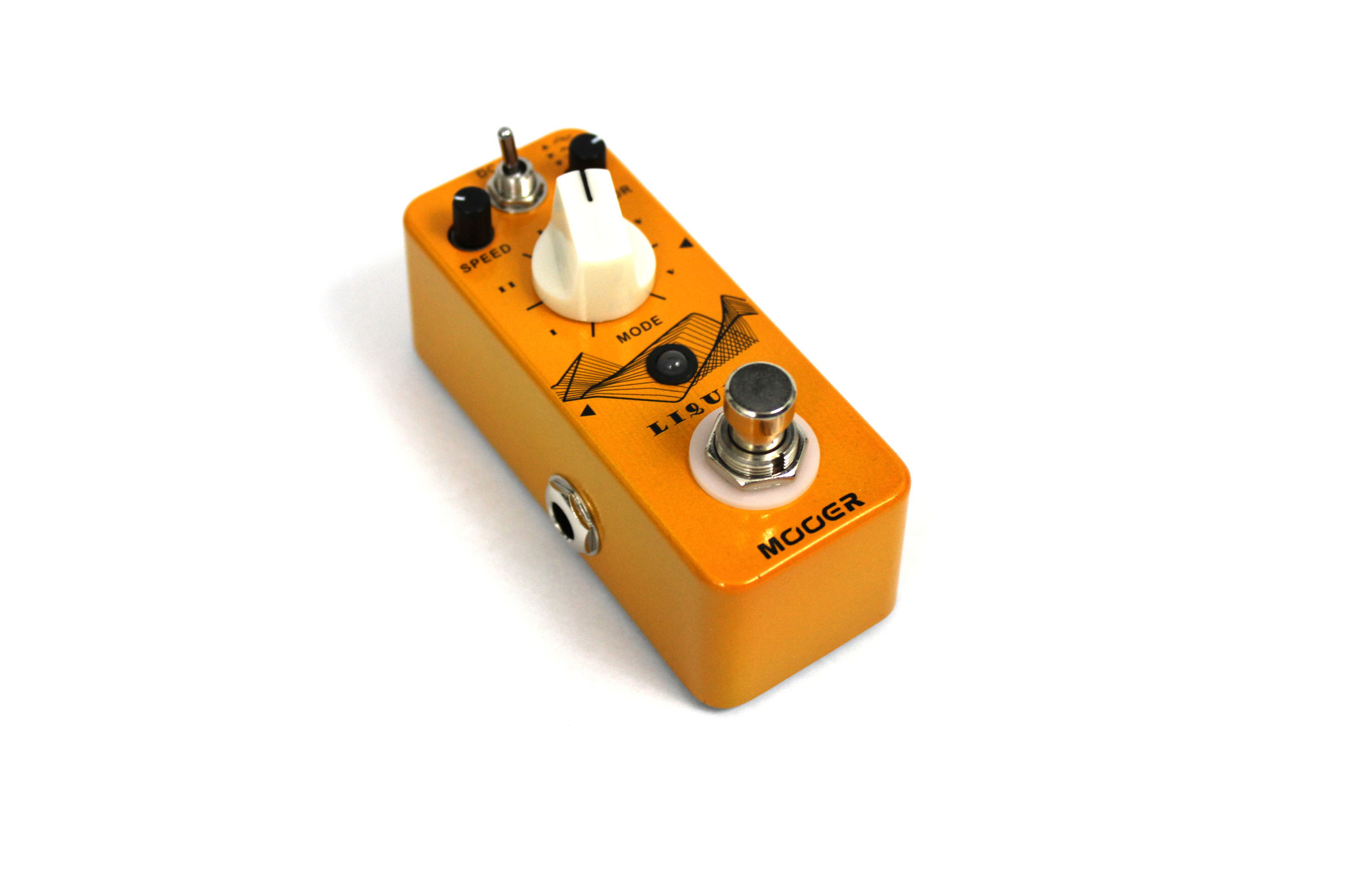 Mooer Liquid Digital Phaser Pedal