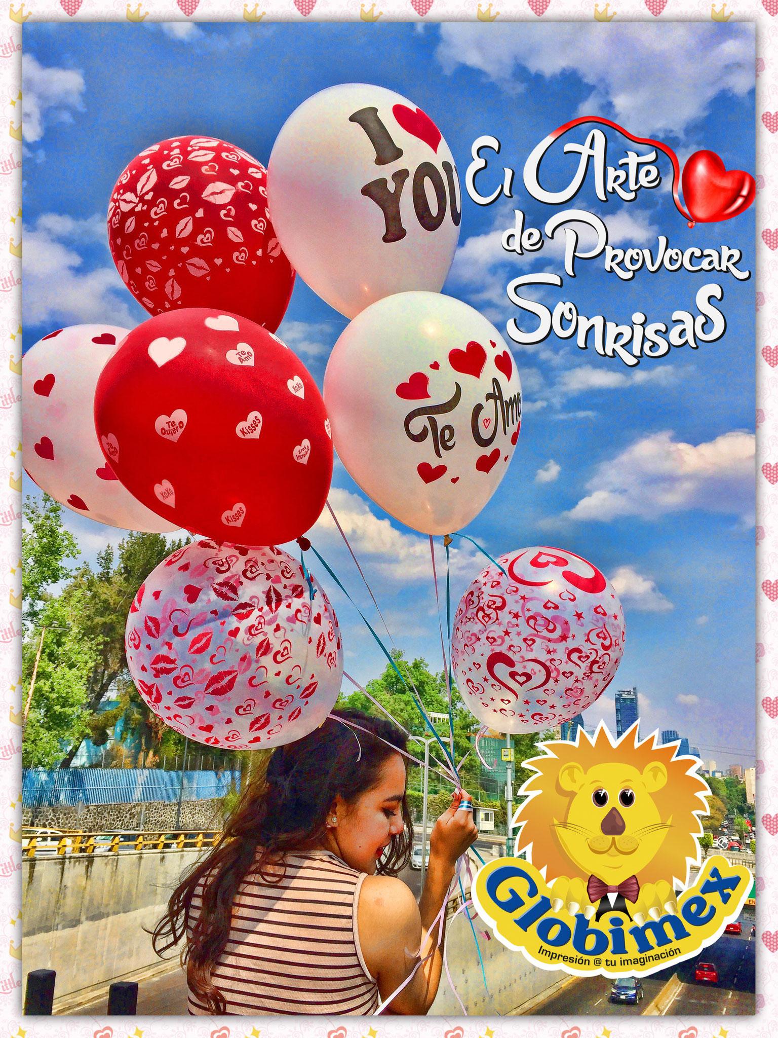 Globos de Amor 2019