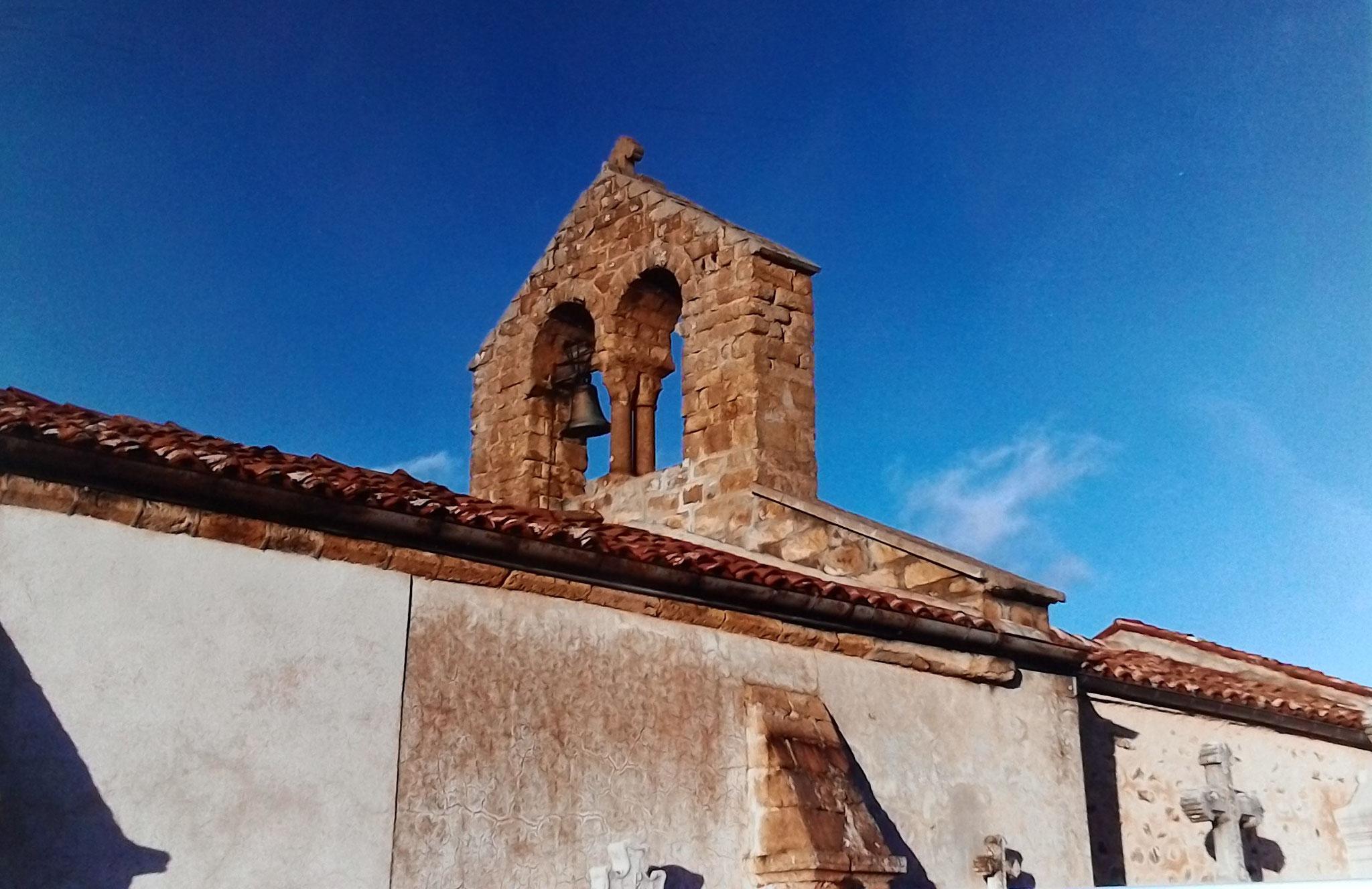 La cloche de la chapelle (XVIe siècle)