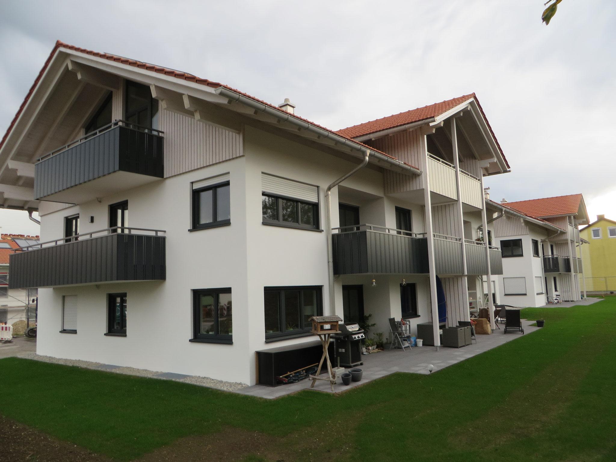 Mehrfamilienhäuser | Sauerlach