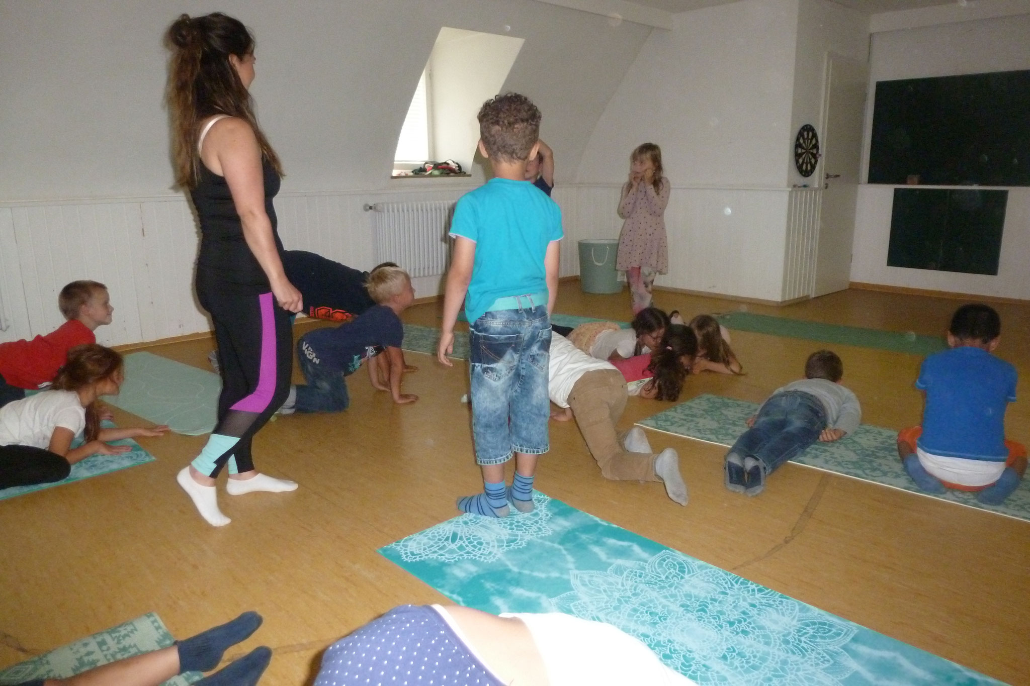 Kinder Yoga Workshop