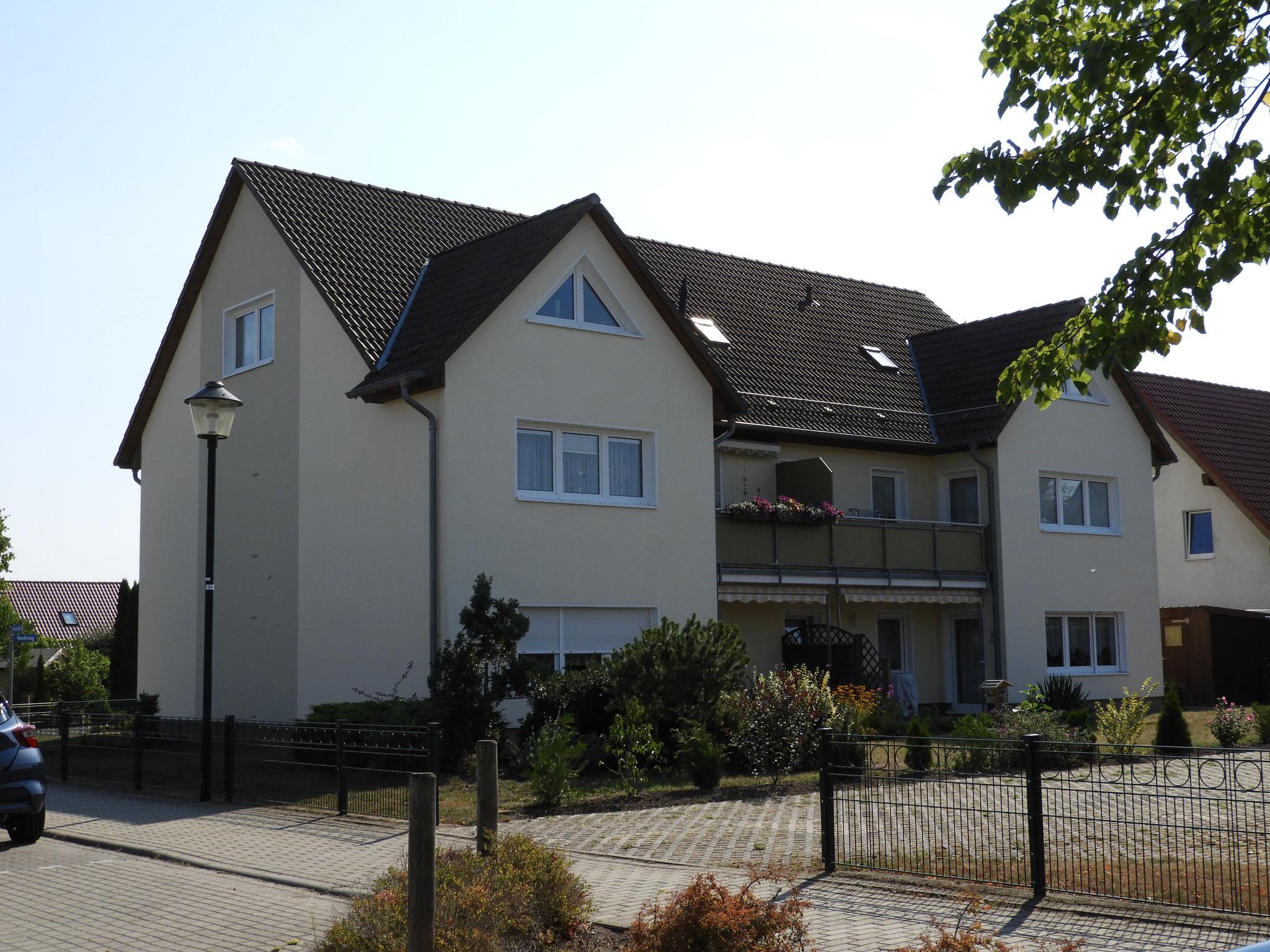 MFH in Neubrandenburg