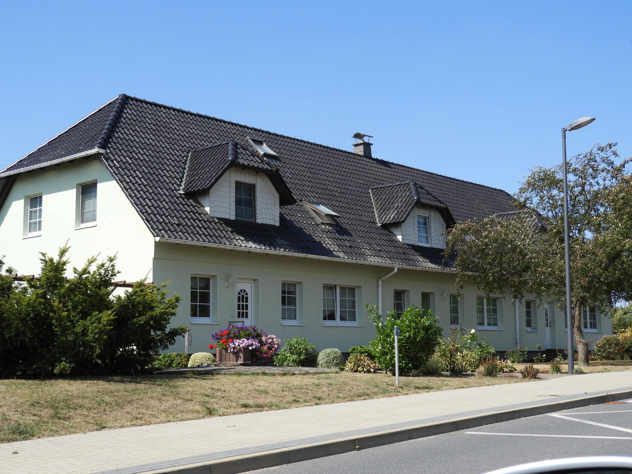 Wohn- und Geschäftshaus in Altentreptow