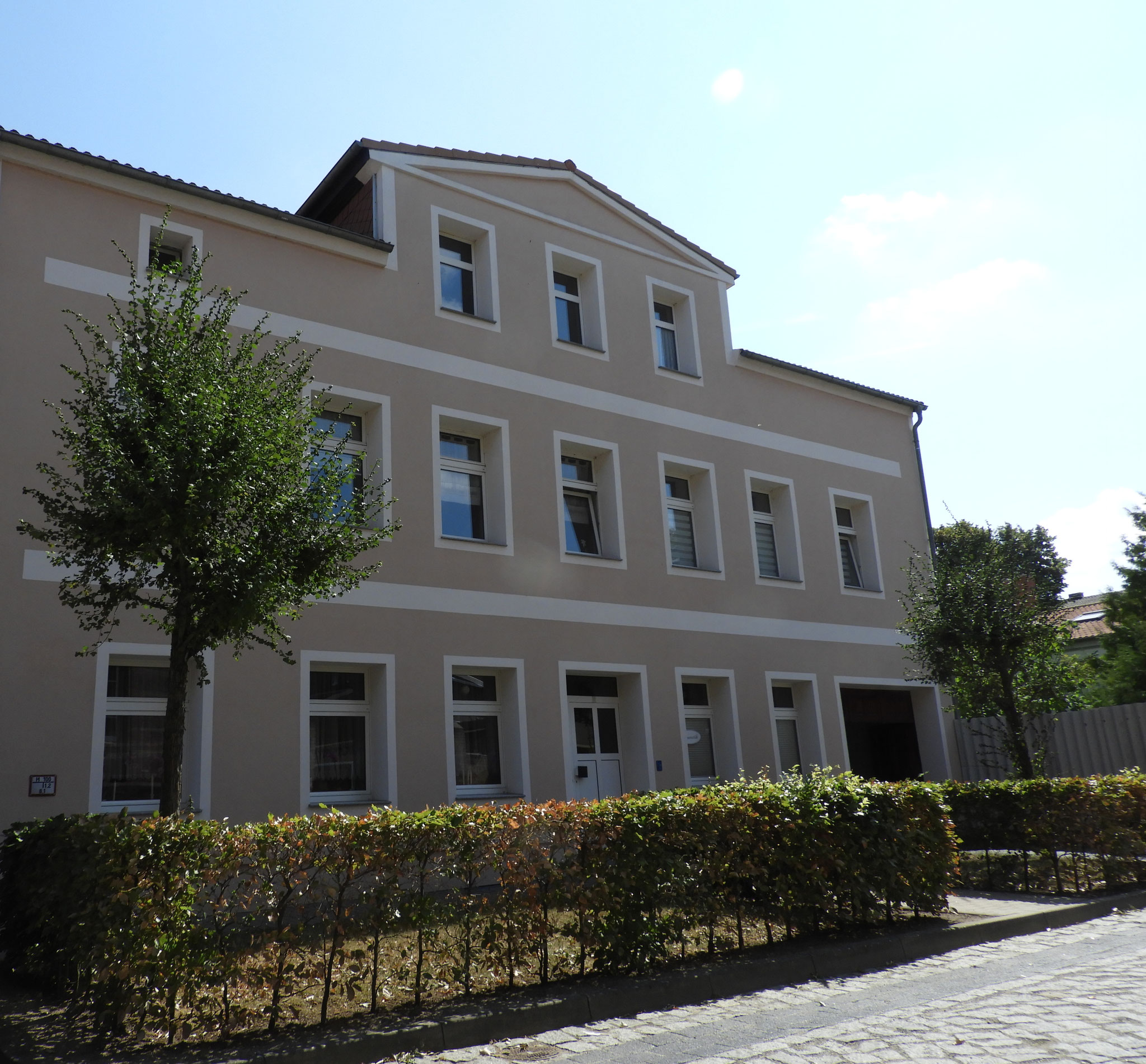 MFH in Altentreptow