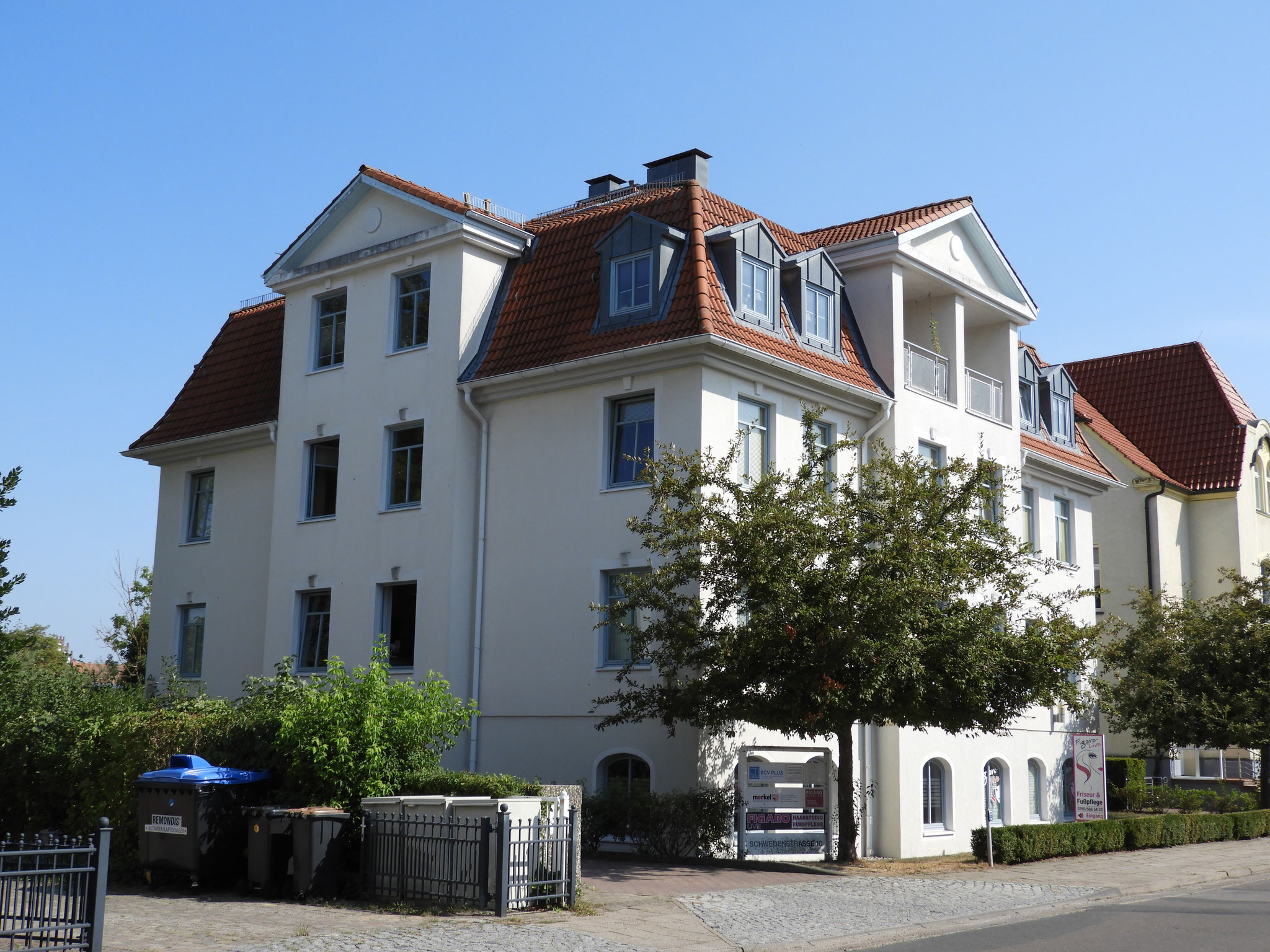 Stadtvilla in Neubrandenburg