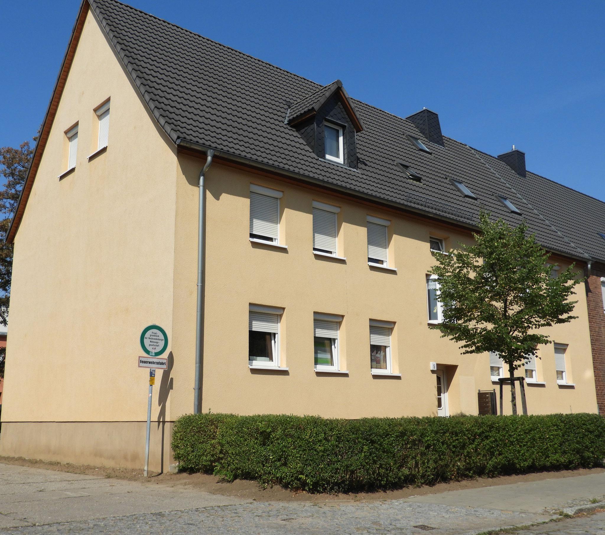 MFRH in Neubrandenburg