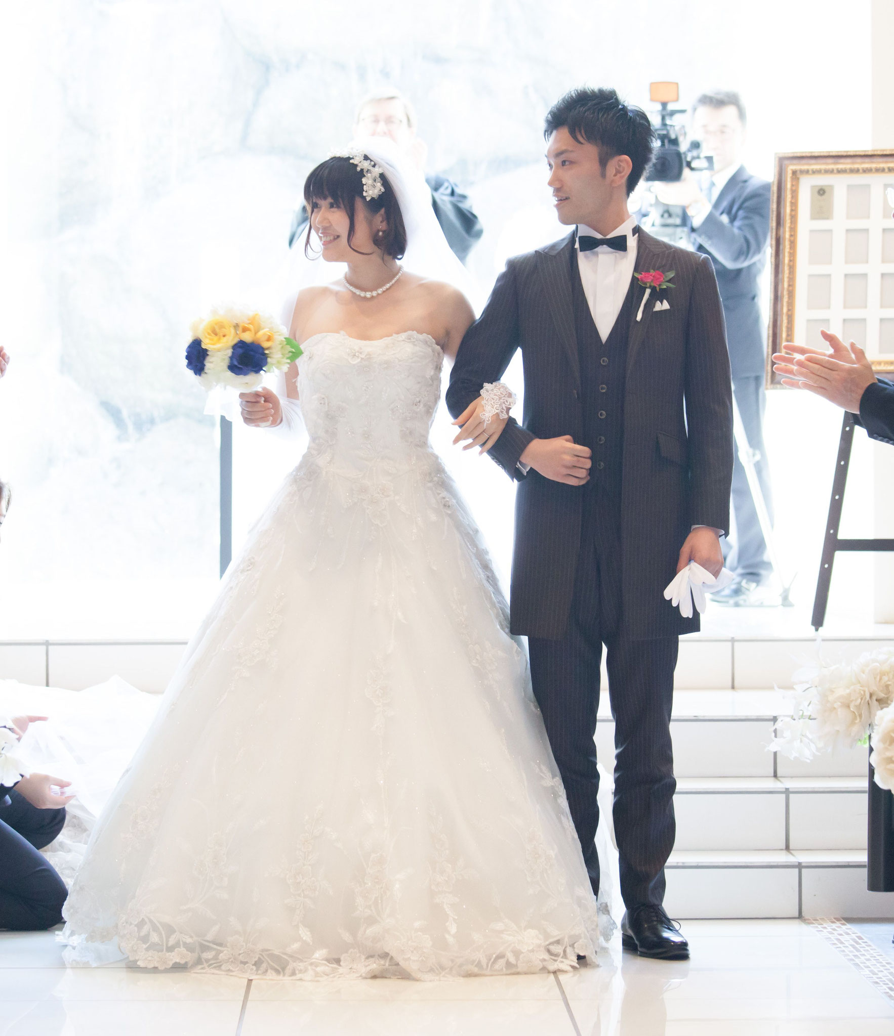 結婚式衣装,オーダータキシード