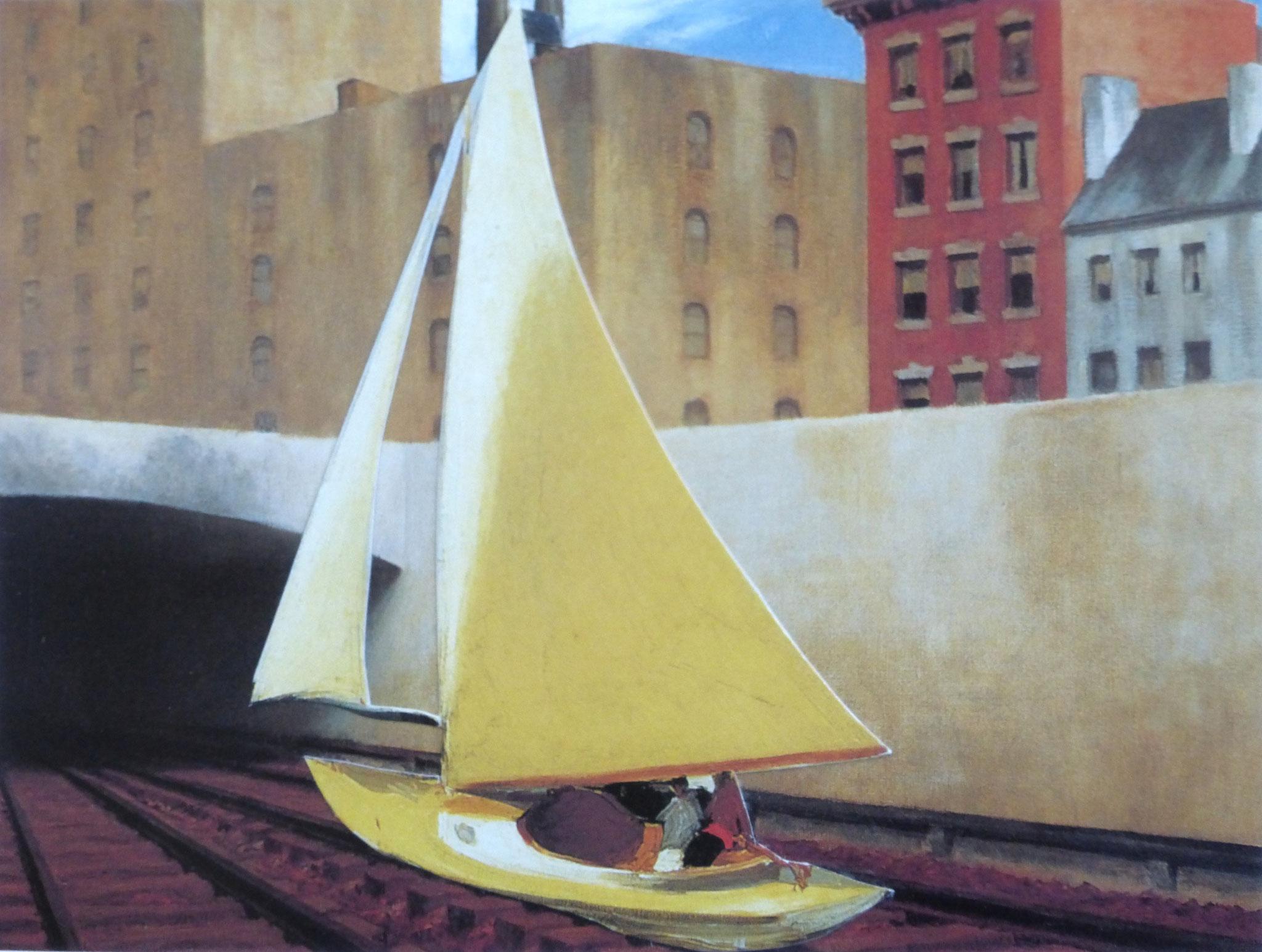 Sailing a City