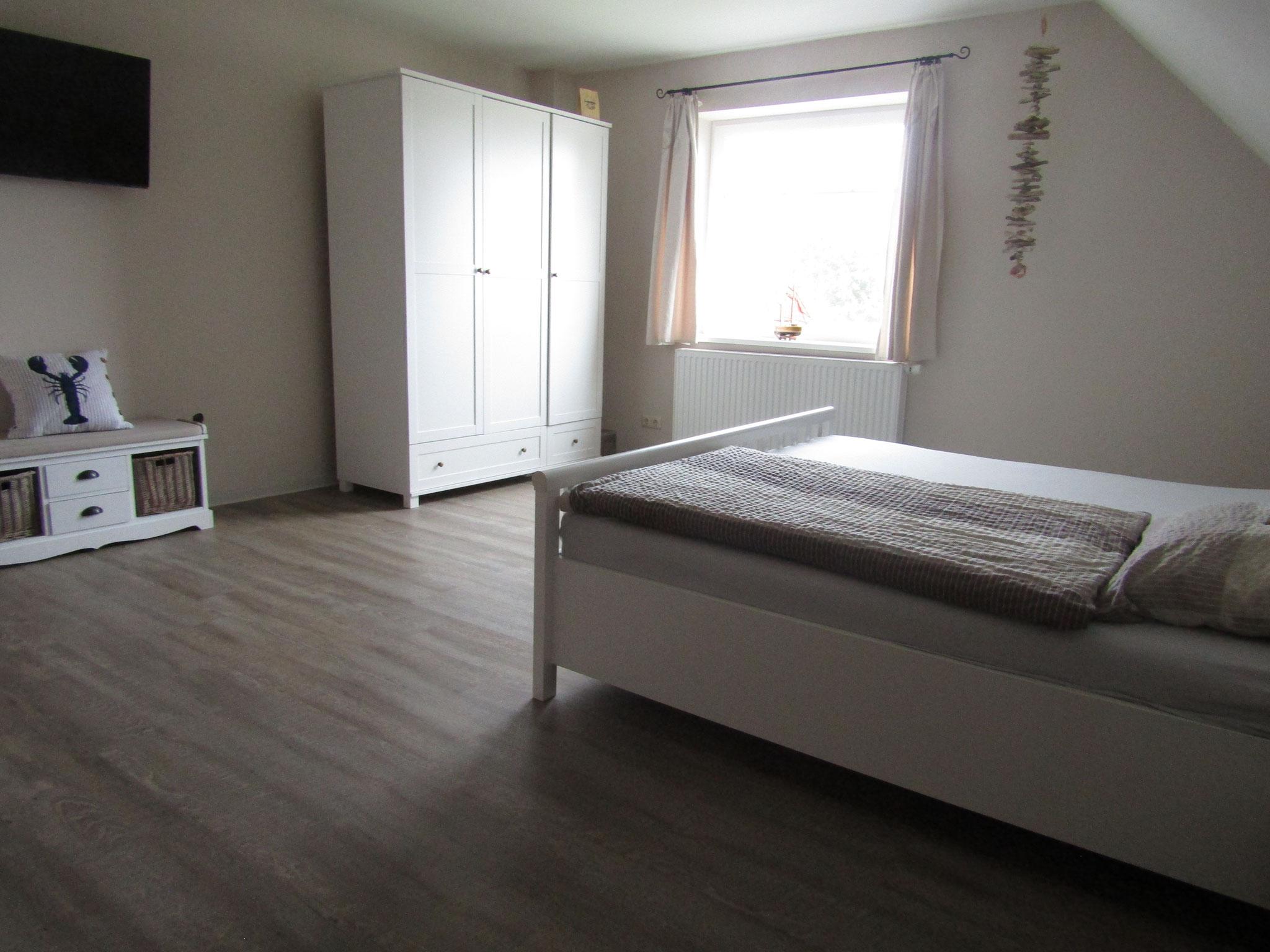 2.Schlafzimmer Obergeschoß