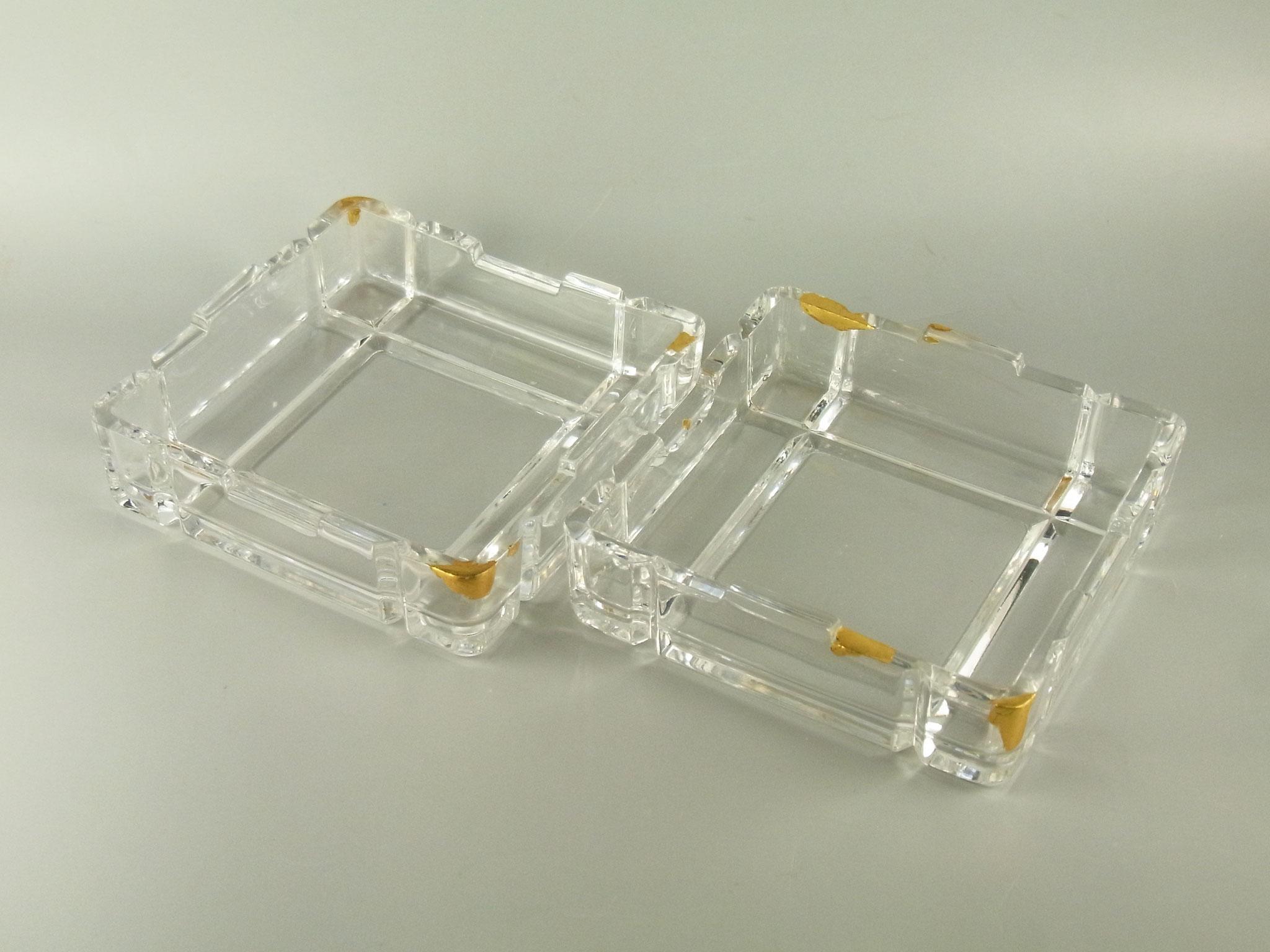 エポキシ樹脂 + 金箔