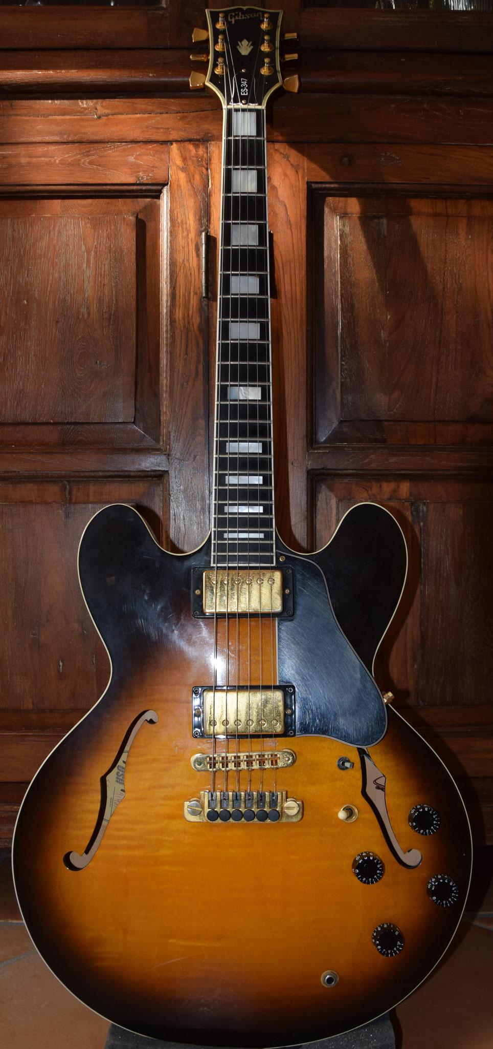 Guitars francesco zappelli for Chitarre magazine