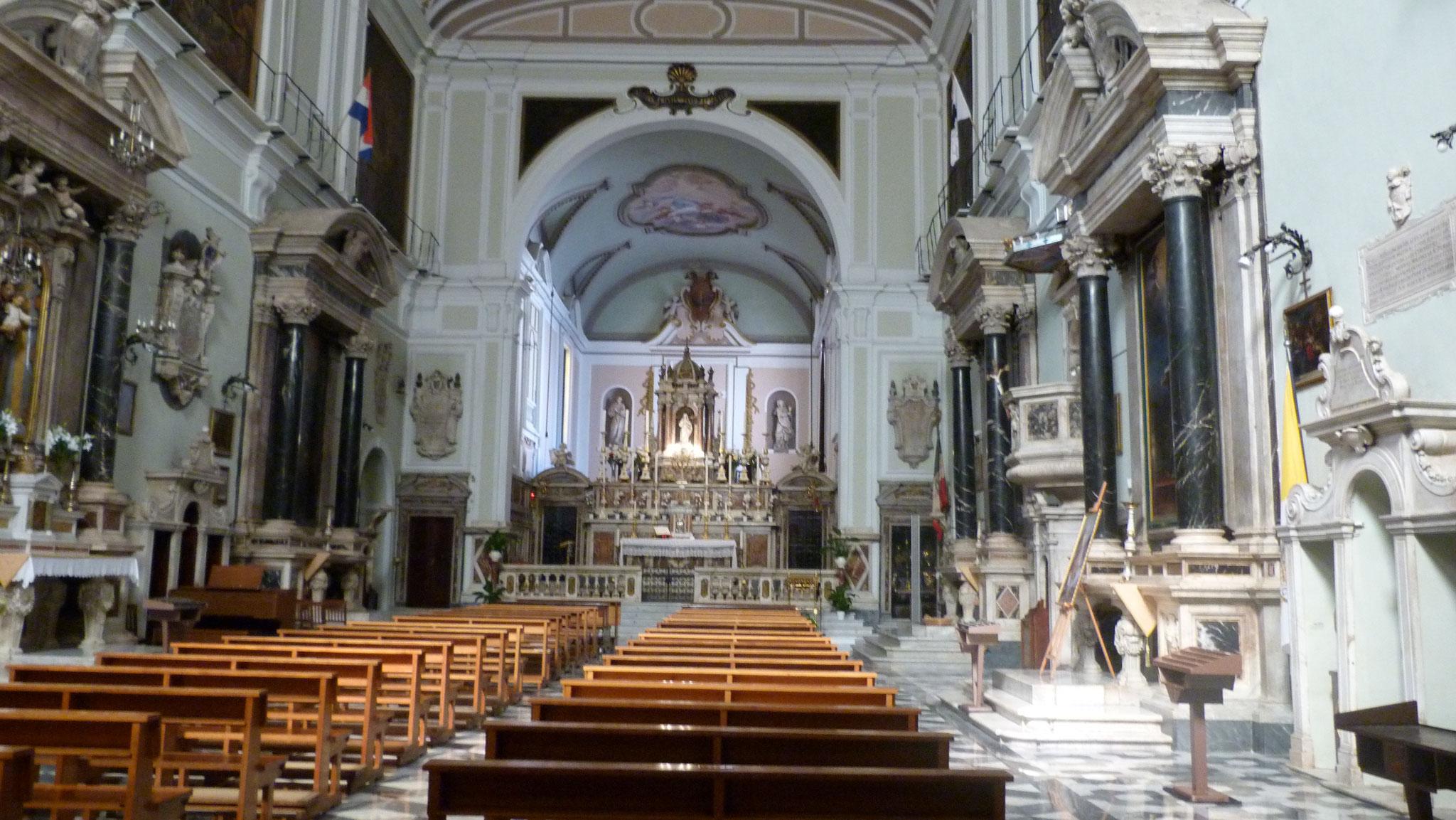 Kirche in Livorno