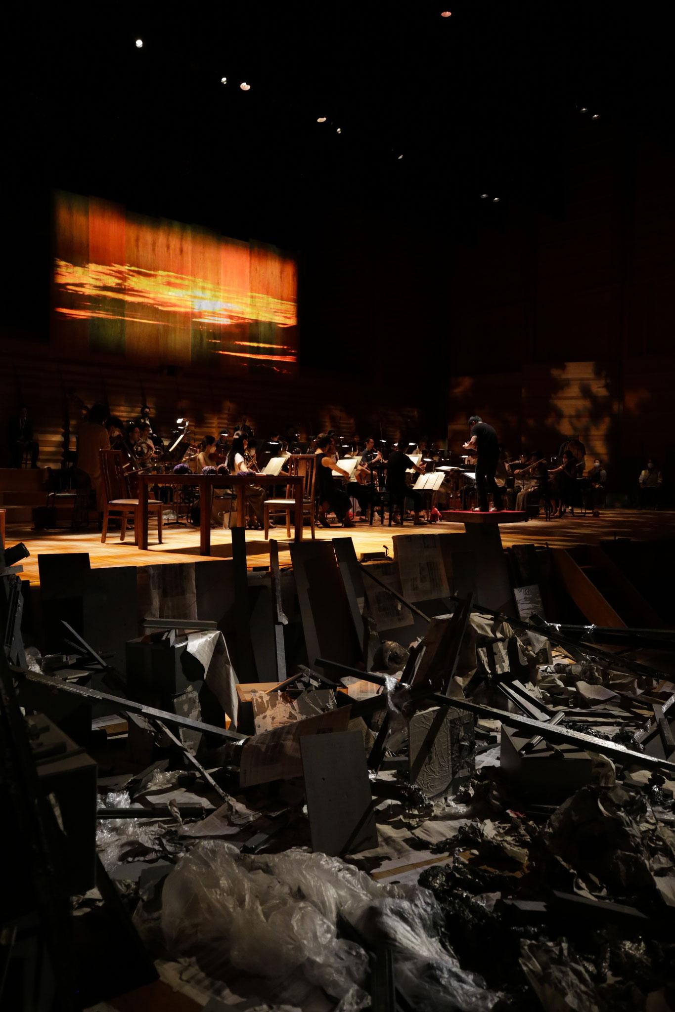 「エグモント」(2021)©️演奏藝術センター