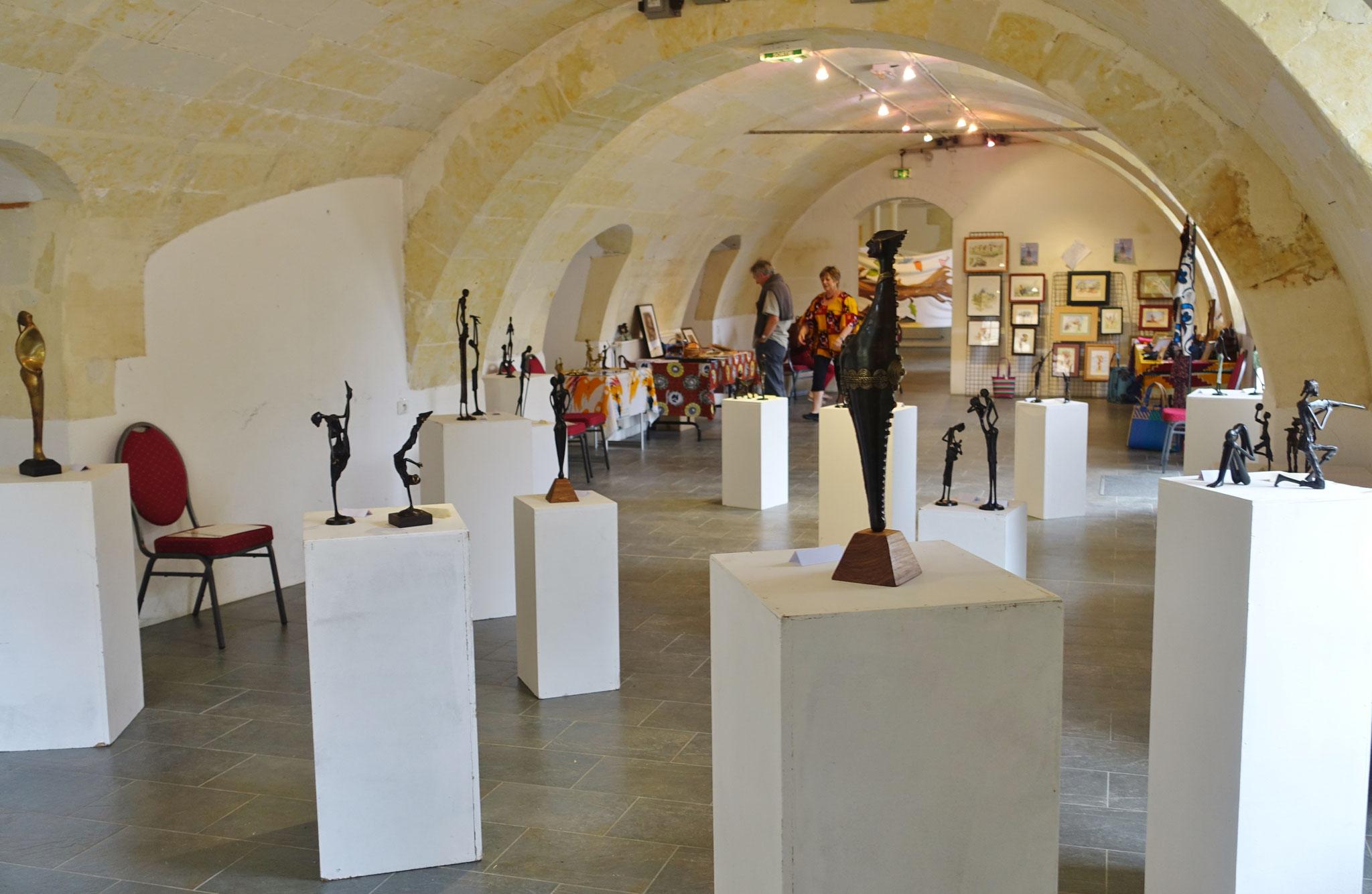 2016 - Poncé sur Loir - SESF - Exposition aux Moulins de Paillard