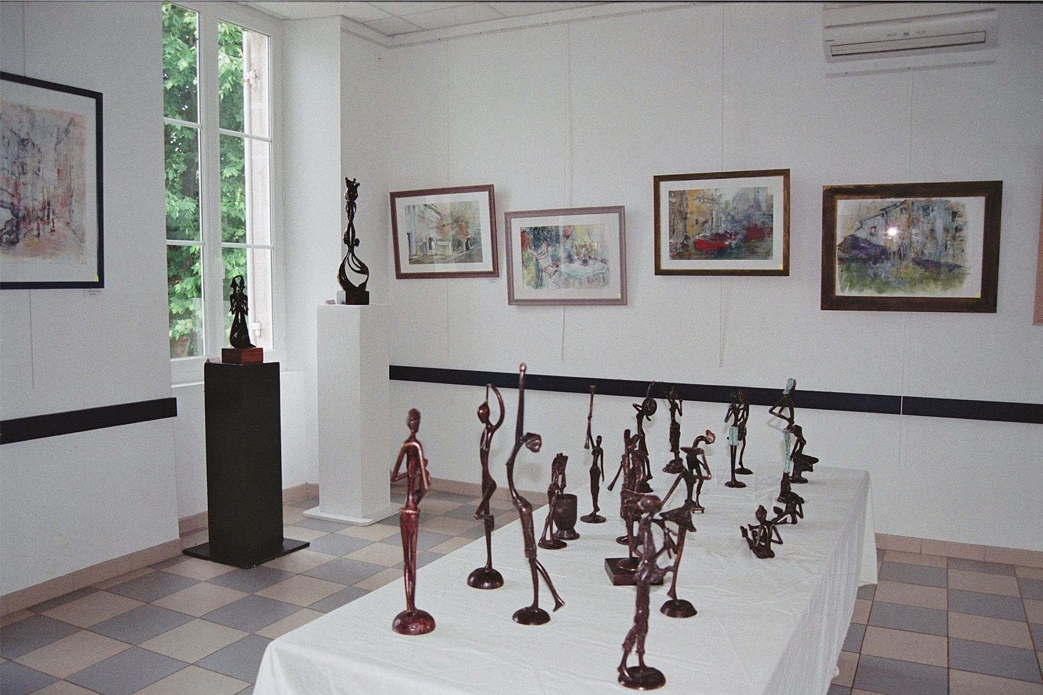 2017 - 33 St Yzans du Médoc - Exposition Vini-Culturelles