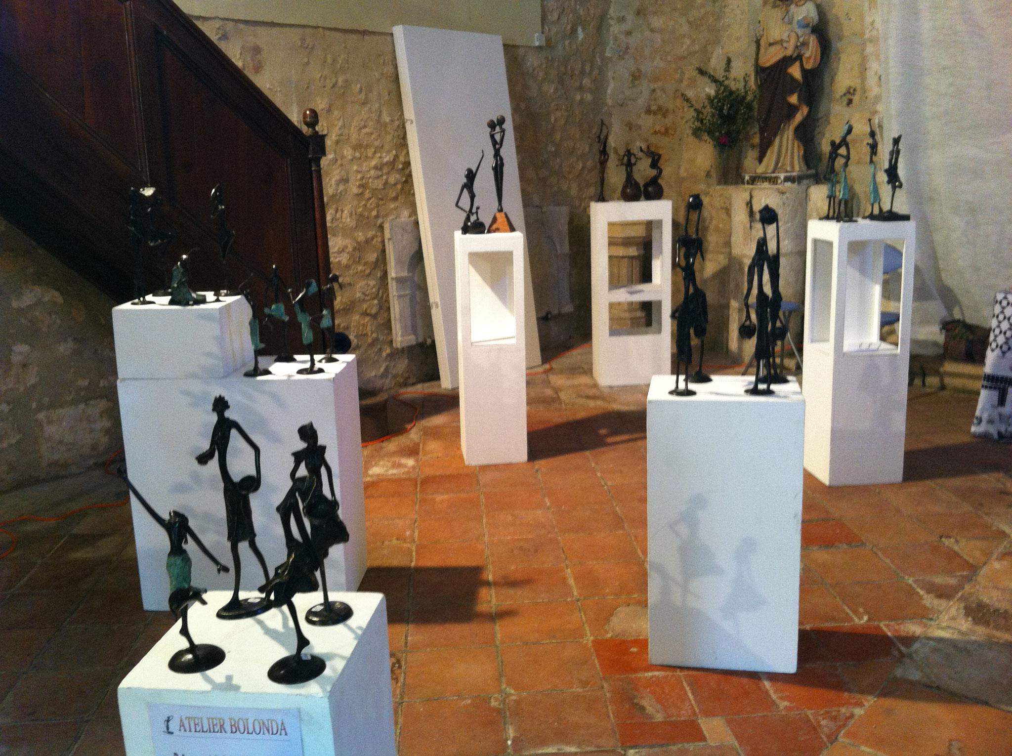 2016 - 24 Queyssac - L'Art au Bout des Doigts - Festival des Arts