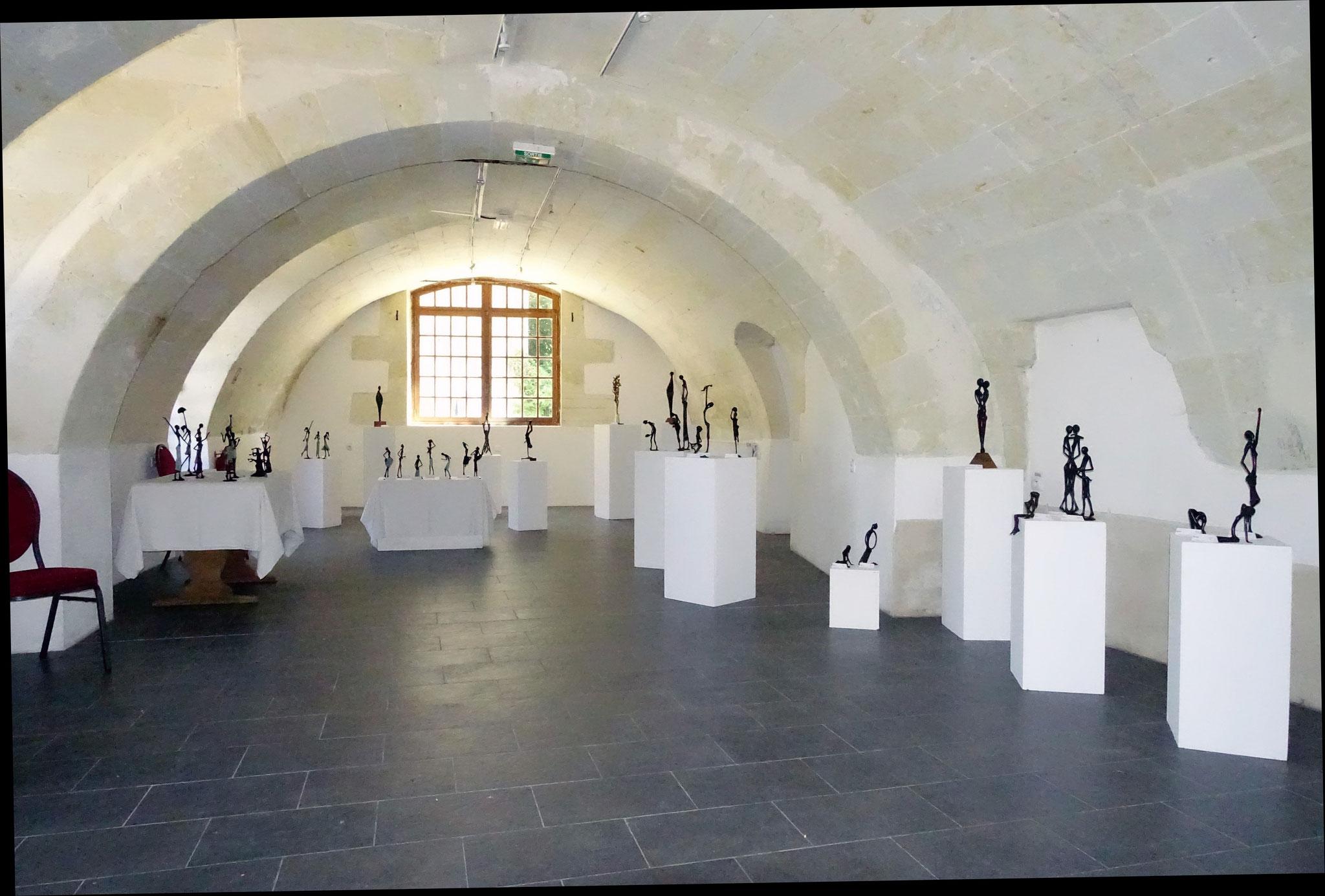 2015 - 72 Poncé/Loir - SESF - Exposition aux Moulins de Paillard