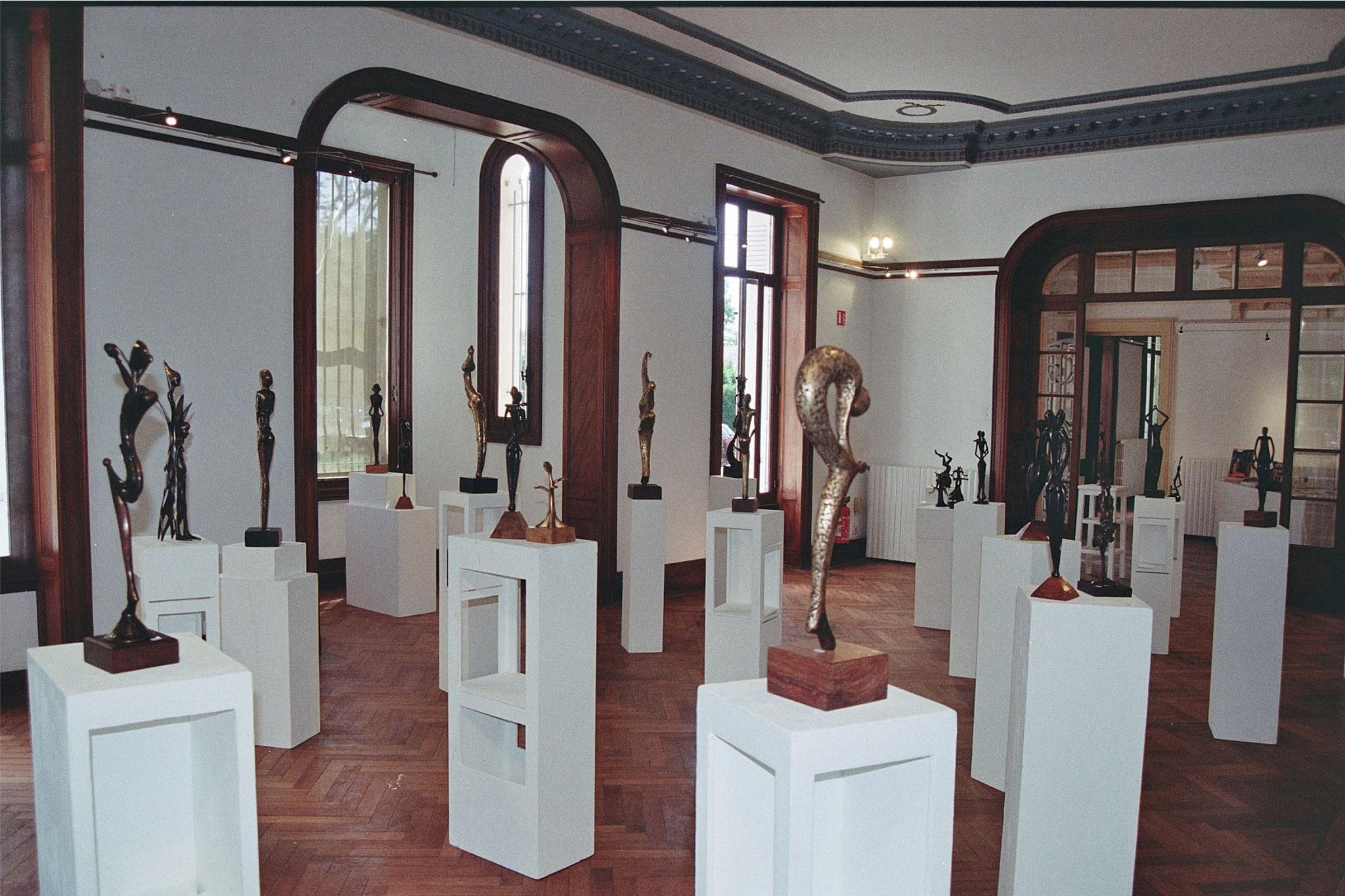 2016 - 33 Andernos - Exposition à la Maison David