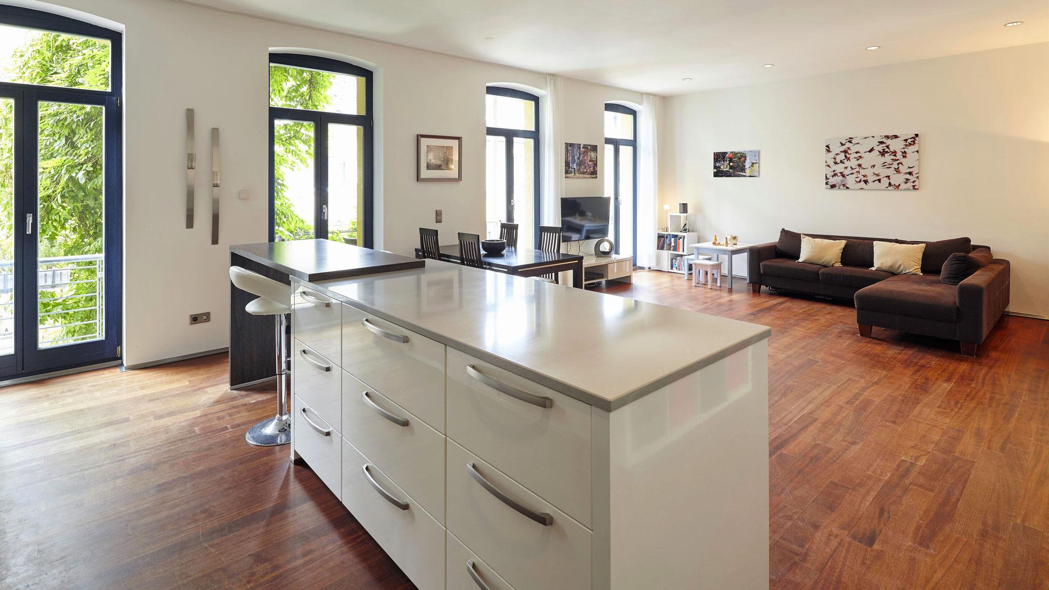 Altbauwohnung in der Neustadt Süd - verkauft innerhalb von 2 Wochen