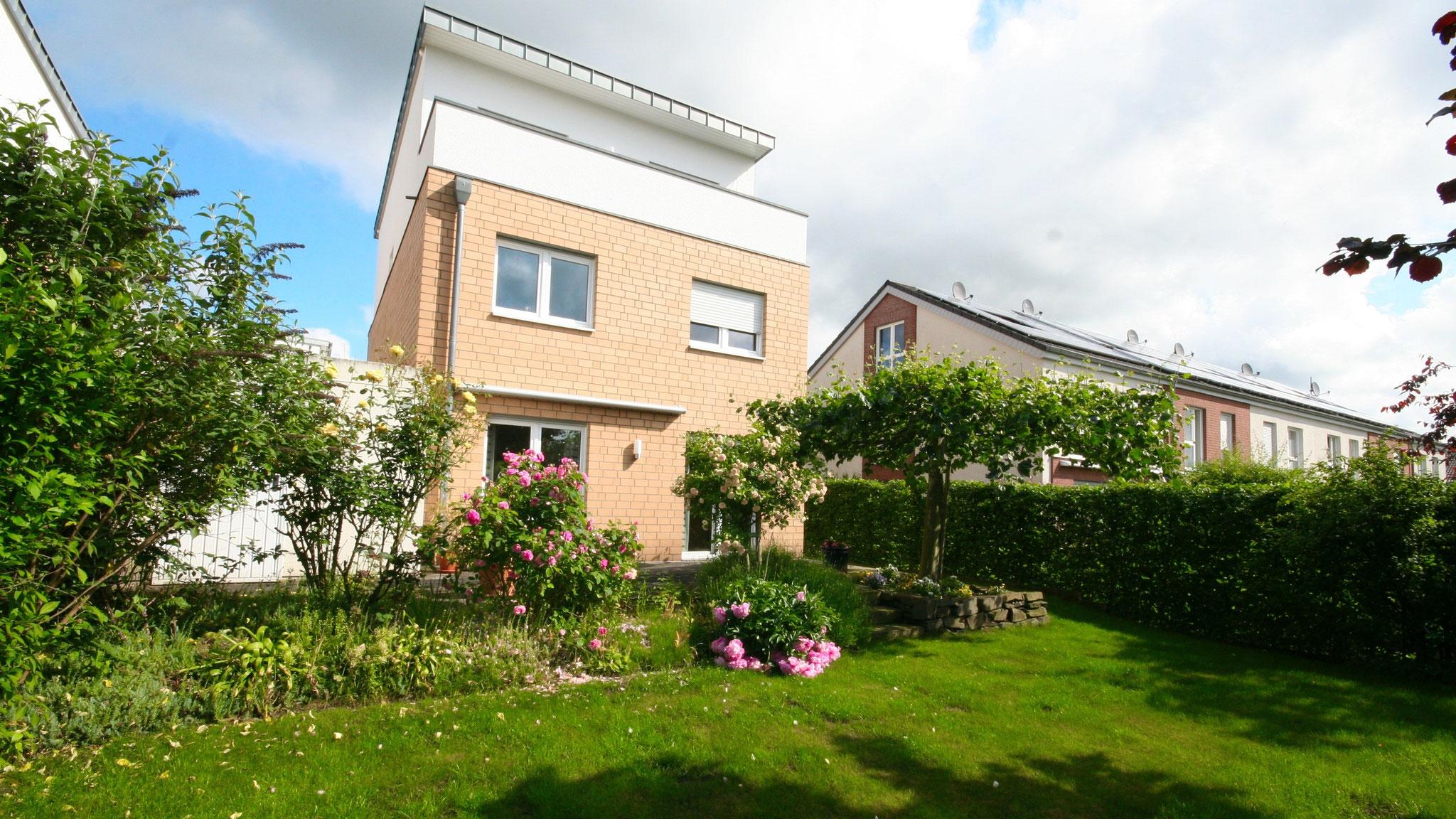 Einfamilienhaus im Königsdorfer Atrium - verkauft in der 2. Besichtigung