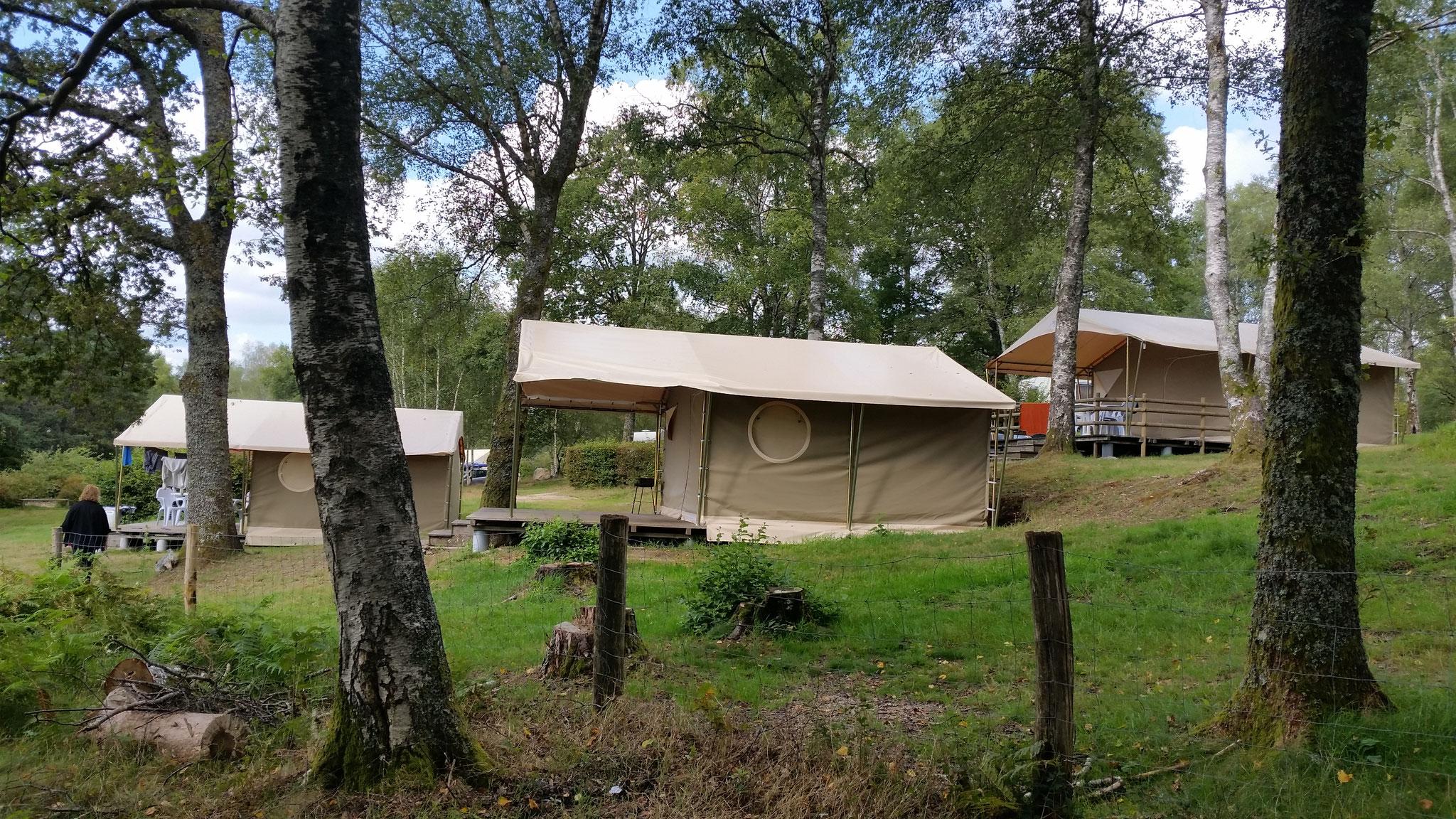 Tente Bengali Lodge