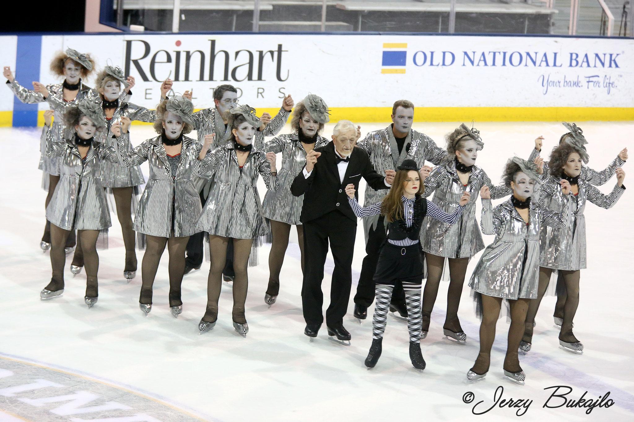 USA Harmony ice Theatre