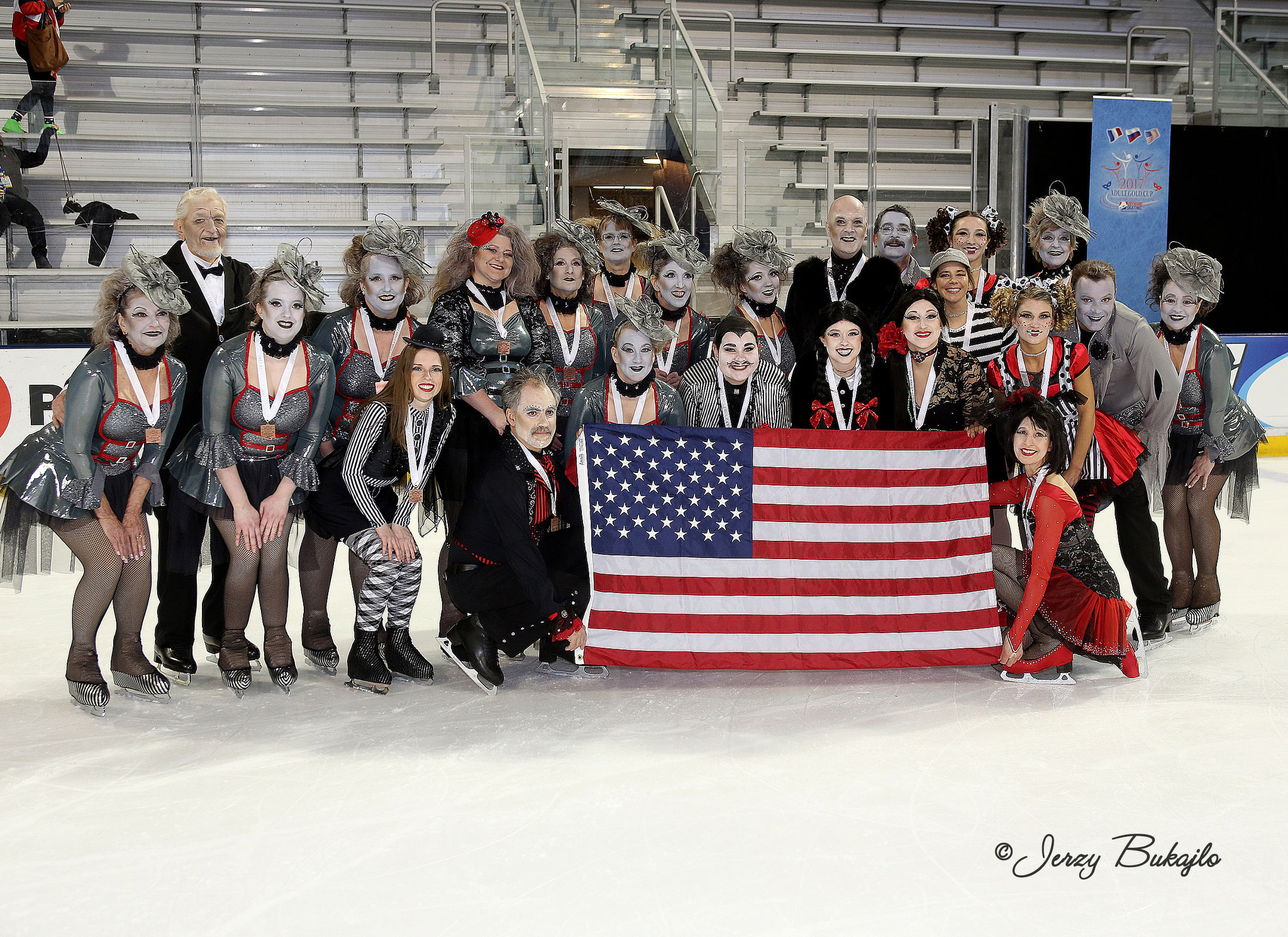 USA Harmony ice Theatre