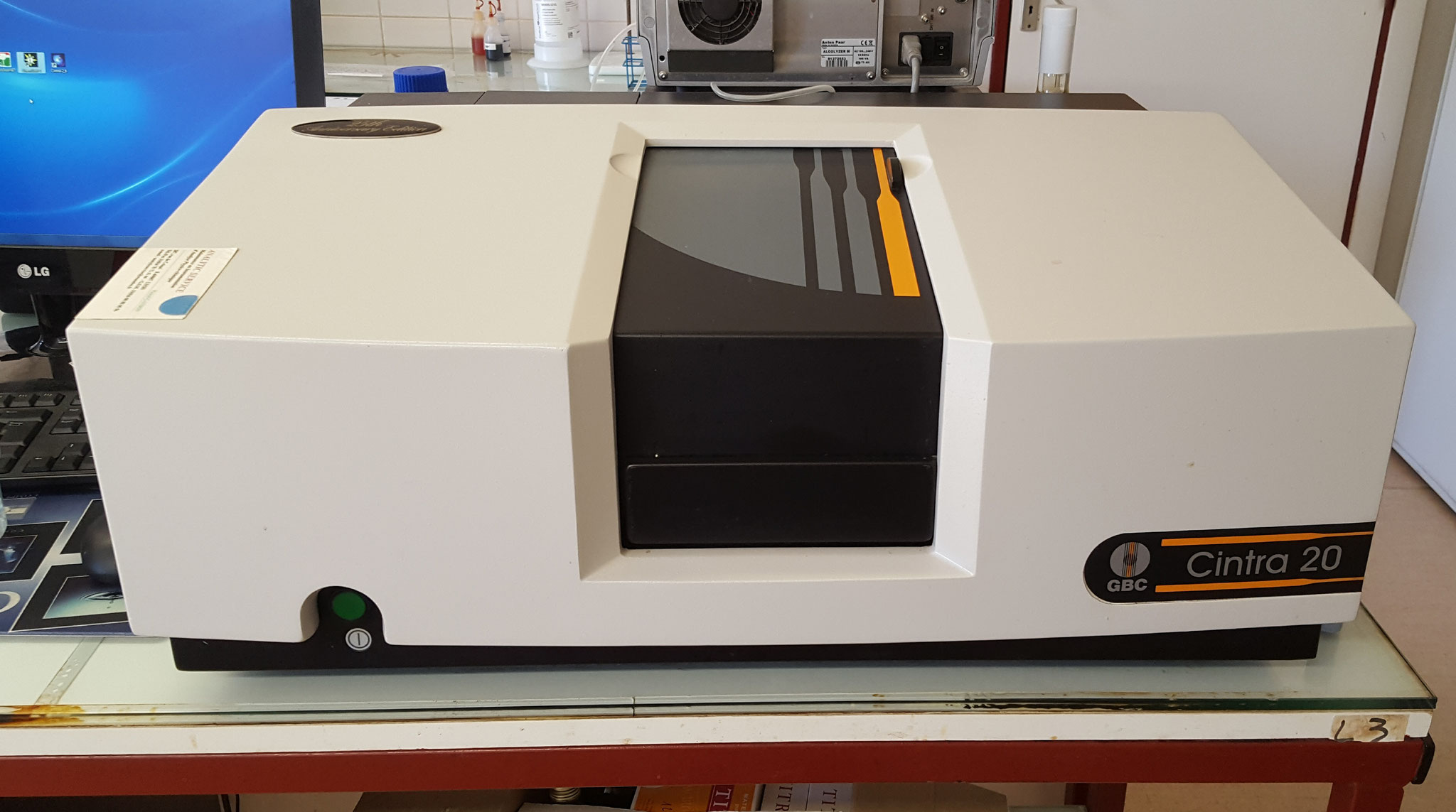 Spectophotomère UV-Visible