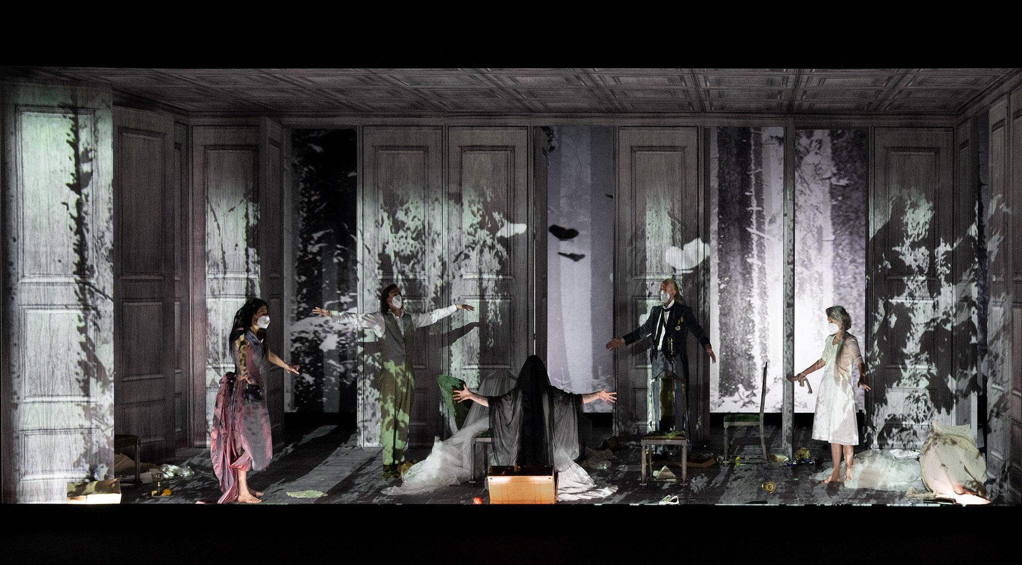 Isola - Staatstheater Nürnberg
