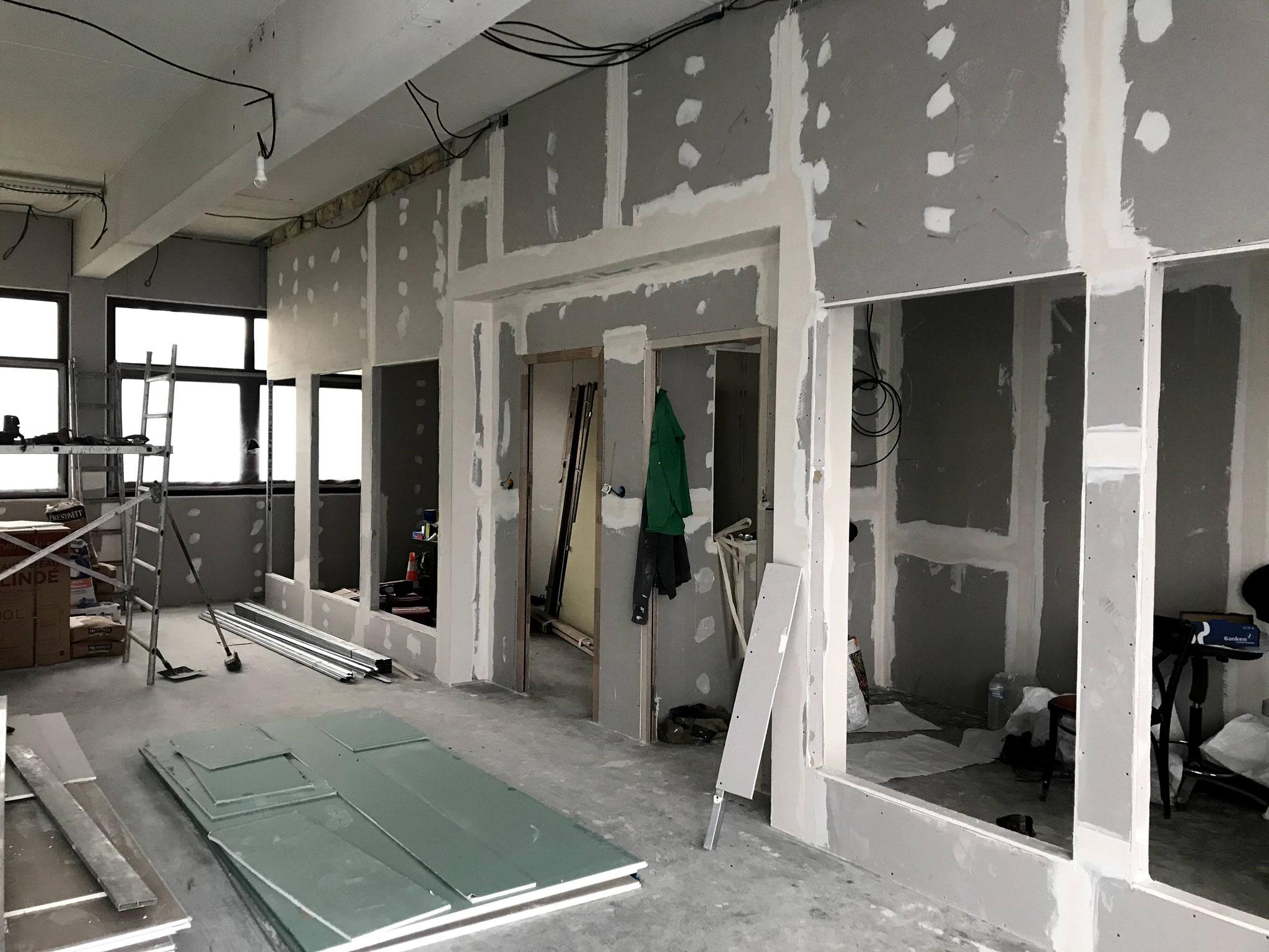 Le 03 janvier : Imagination : ce sont les dortoirs !