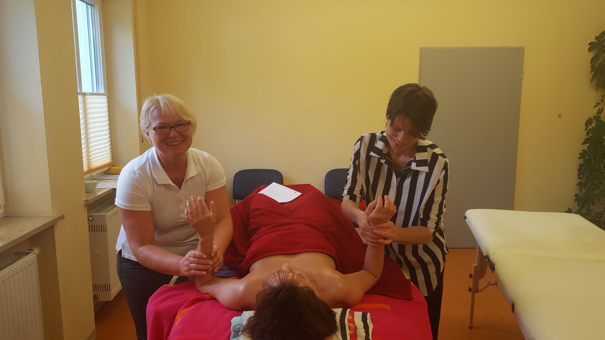Ayurveda Massage Kurs 2017