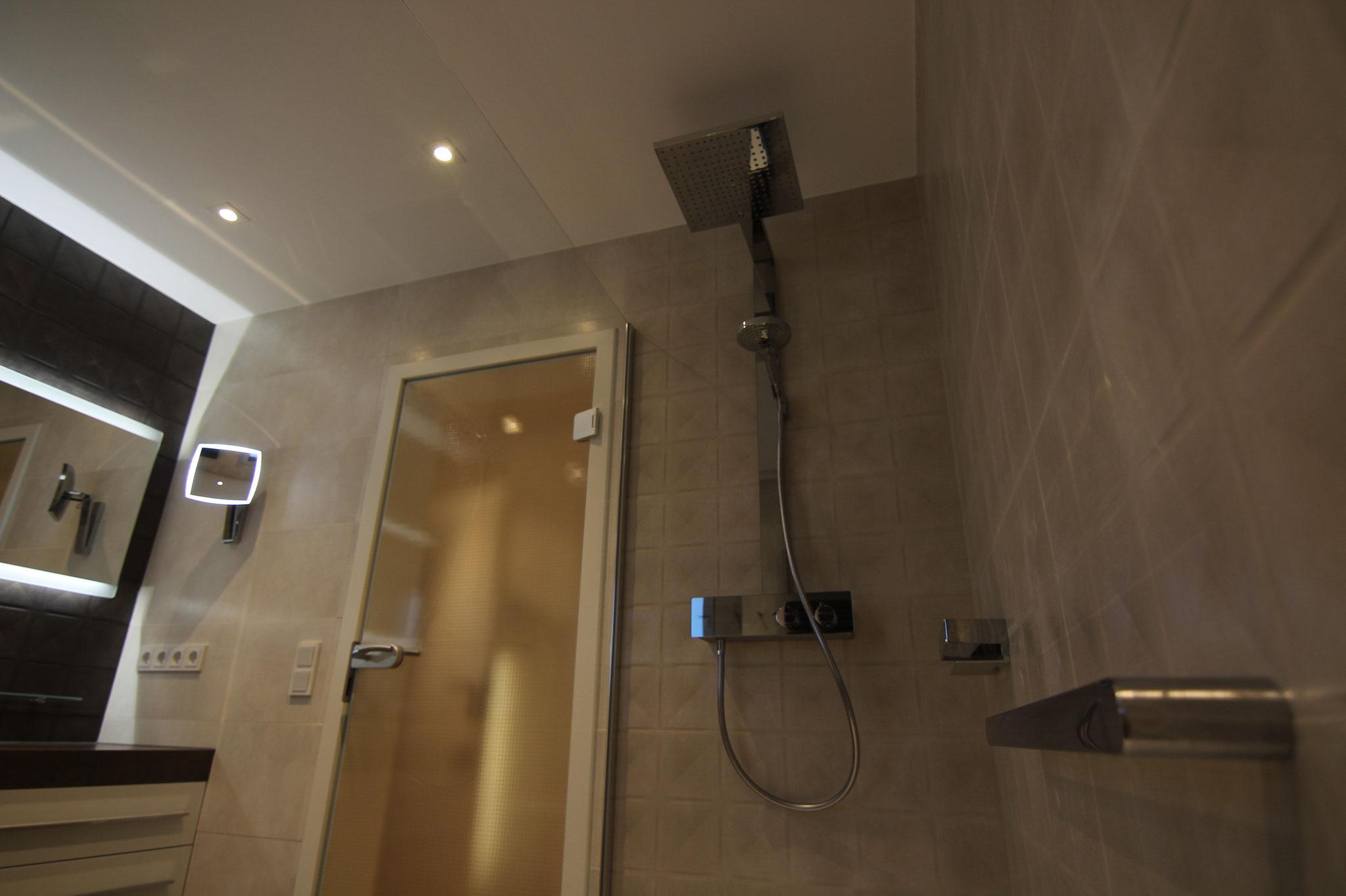 Wasser Marsch - so lässt es sich duschen
