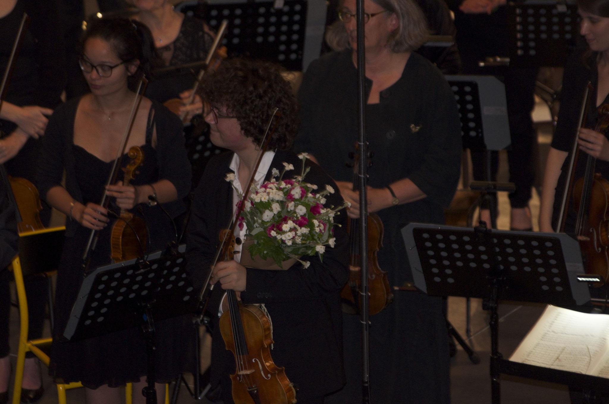 Orchestre Symphonique InterUniversitaire, Oratoire du Louvre