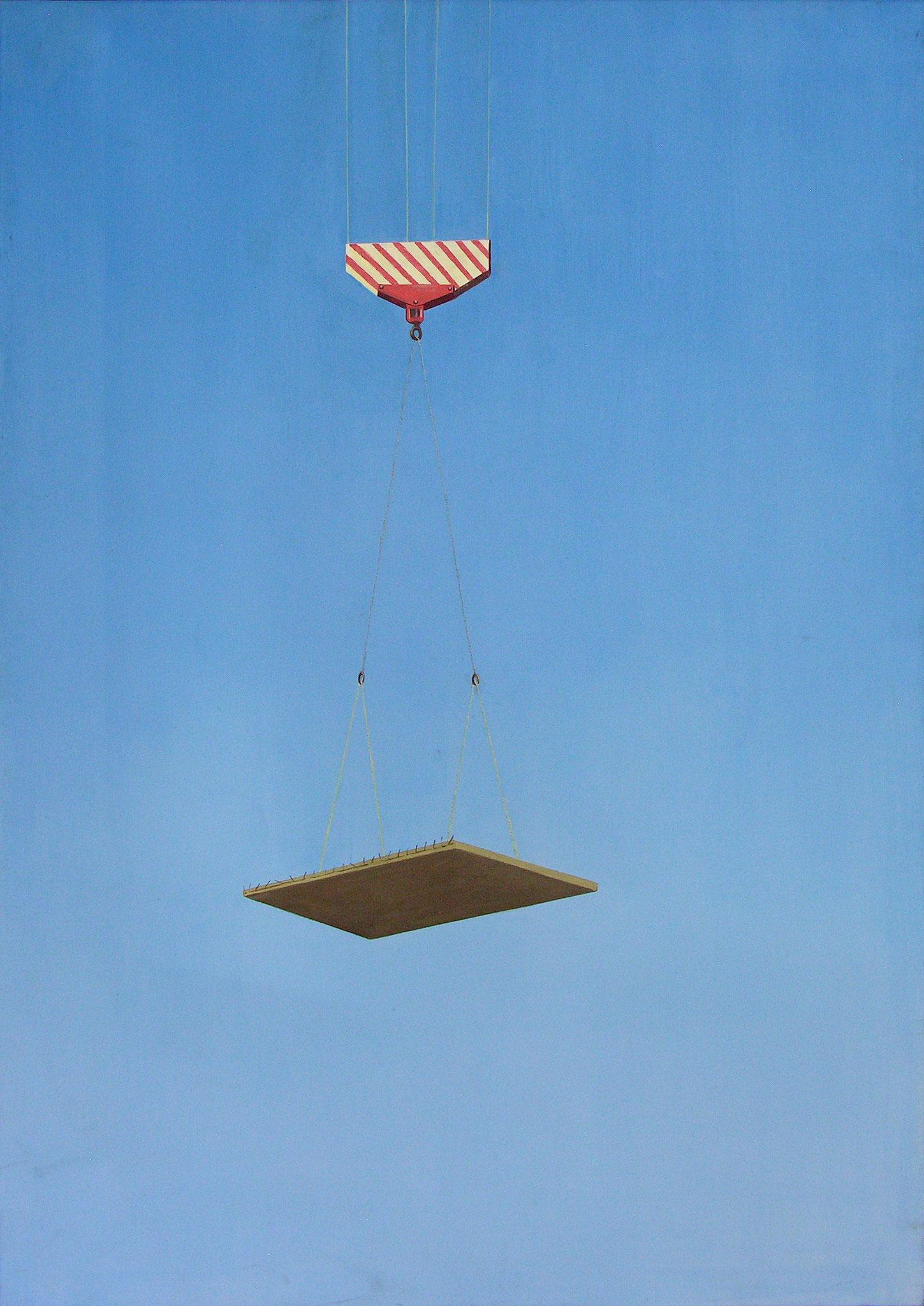 Acrylic on canvas, 114 x 162 cm, 2010