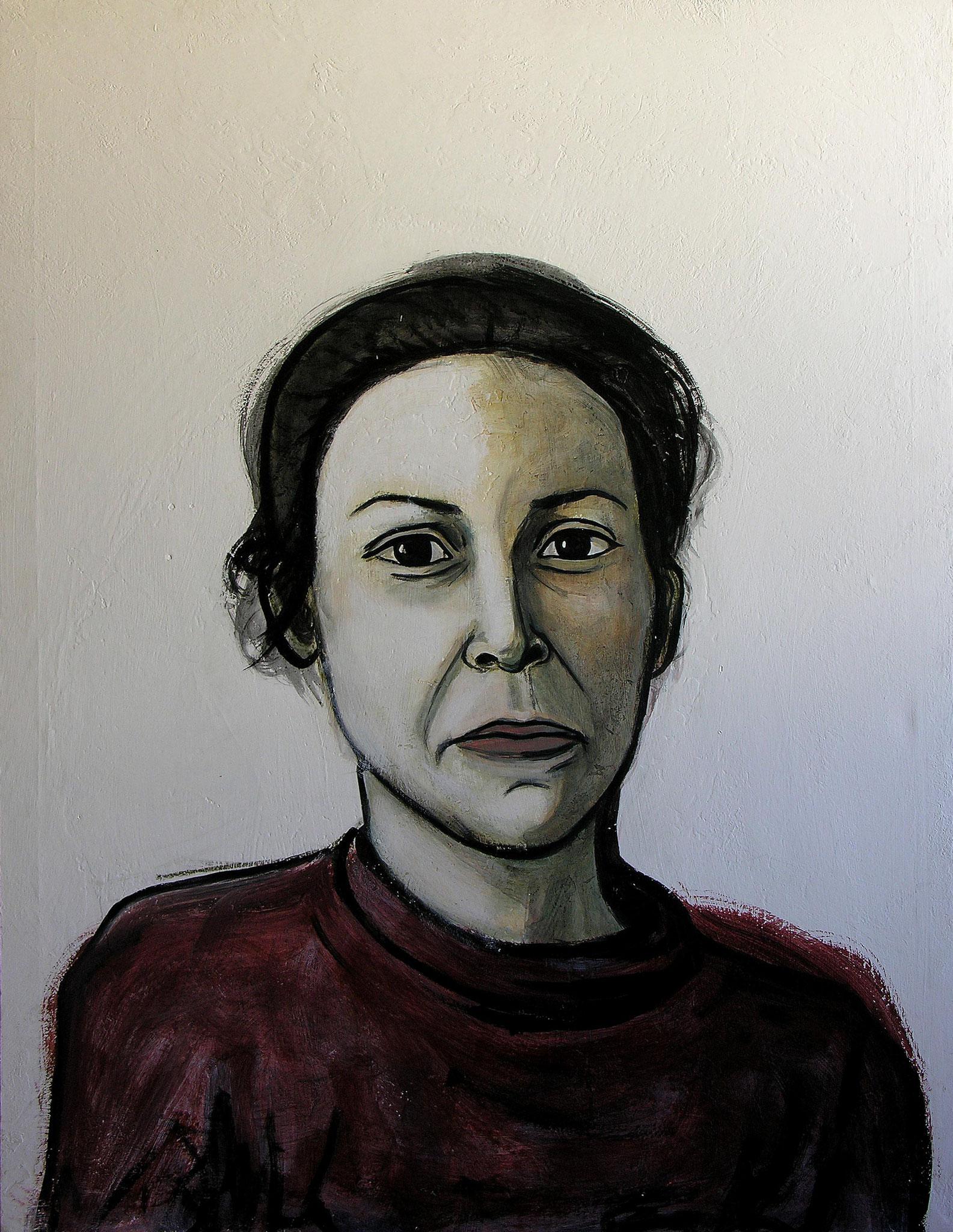 Sister, Acrylic on canvas, 90 x 130 cm, 2005