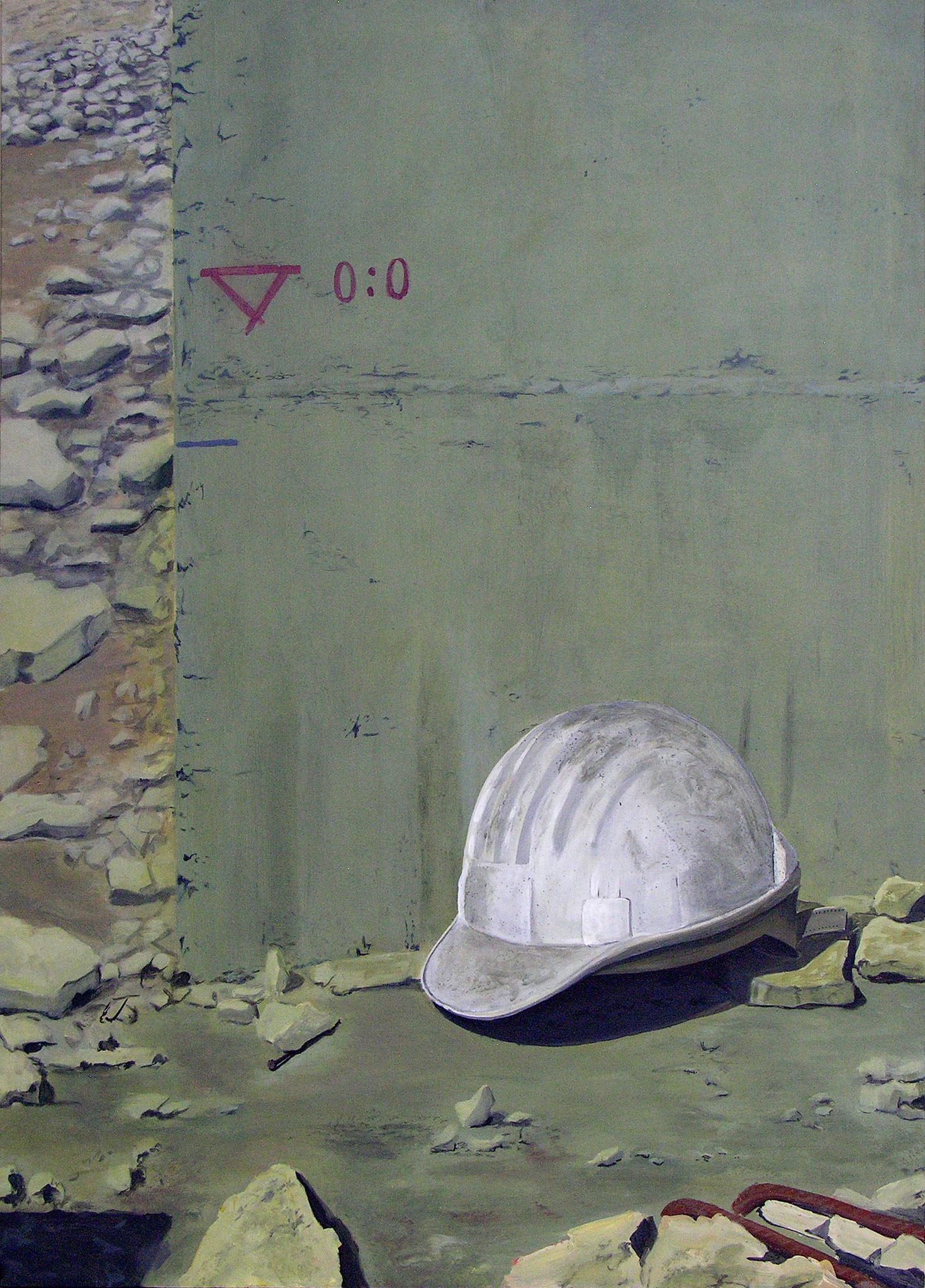 Acrylic on canvas, 100 x 130 cm, 2010