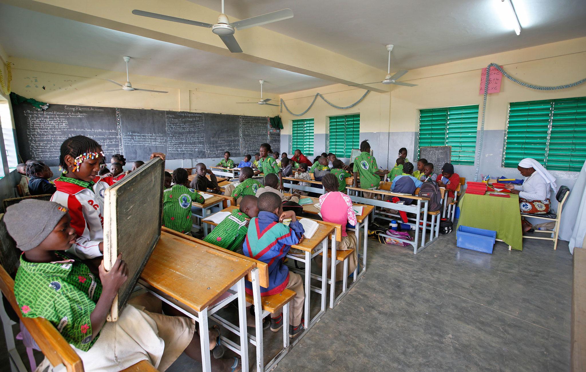 In der LSI-Primarschule